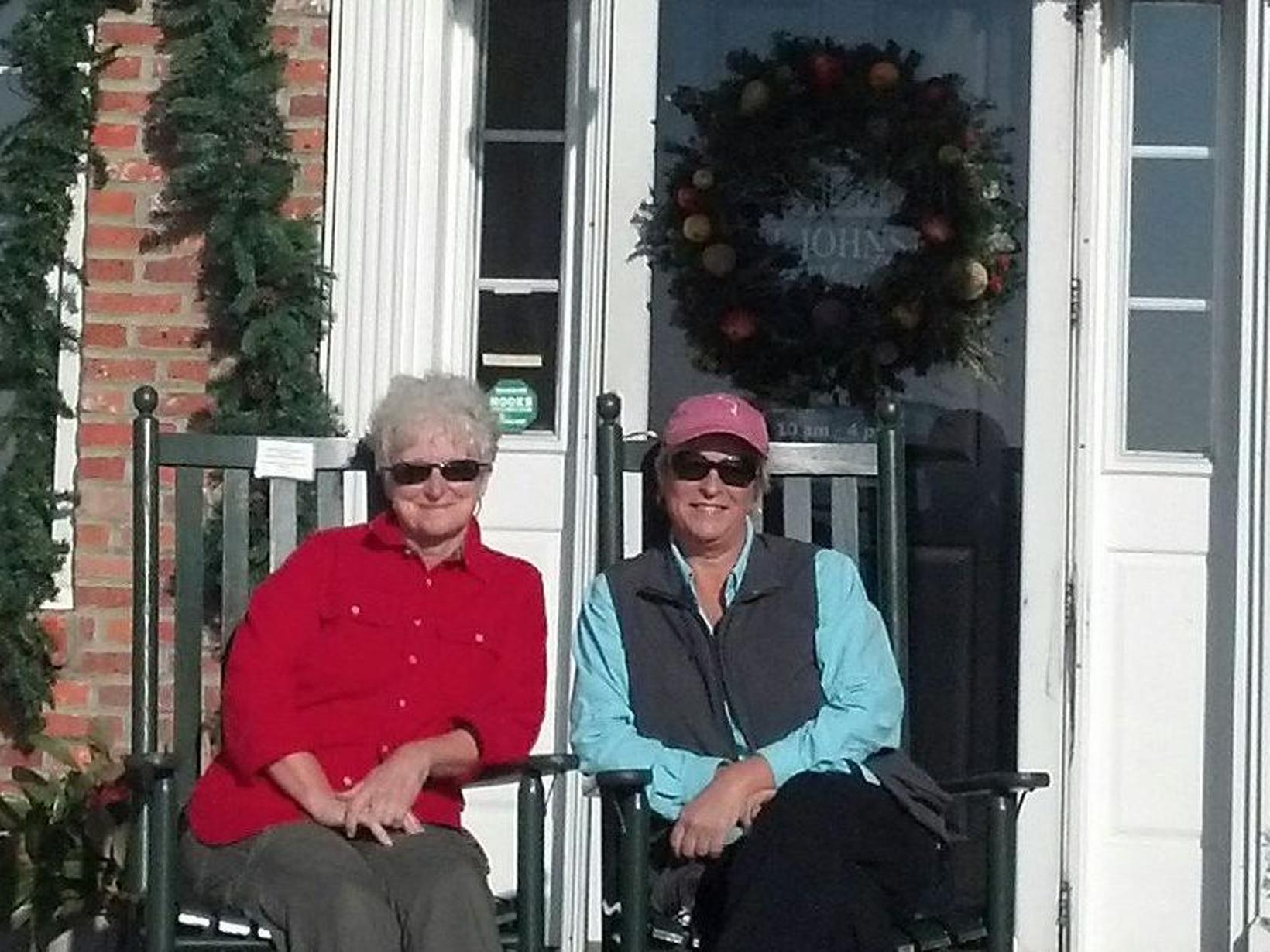 Loree & J from Charlotte, North Carolina, United States