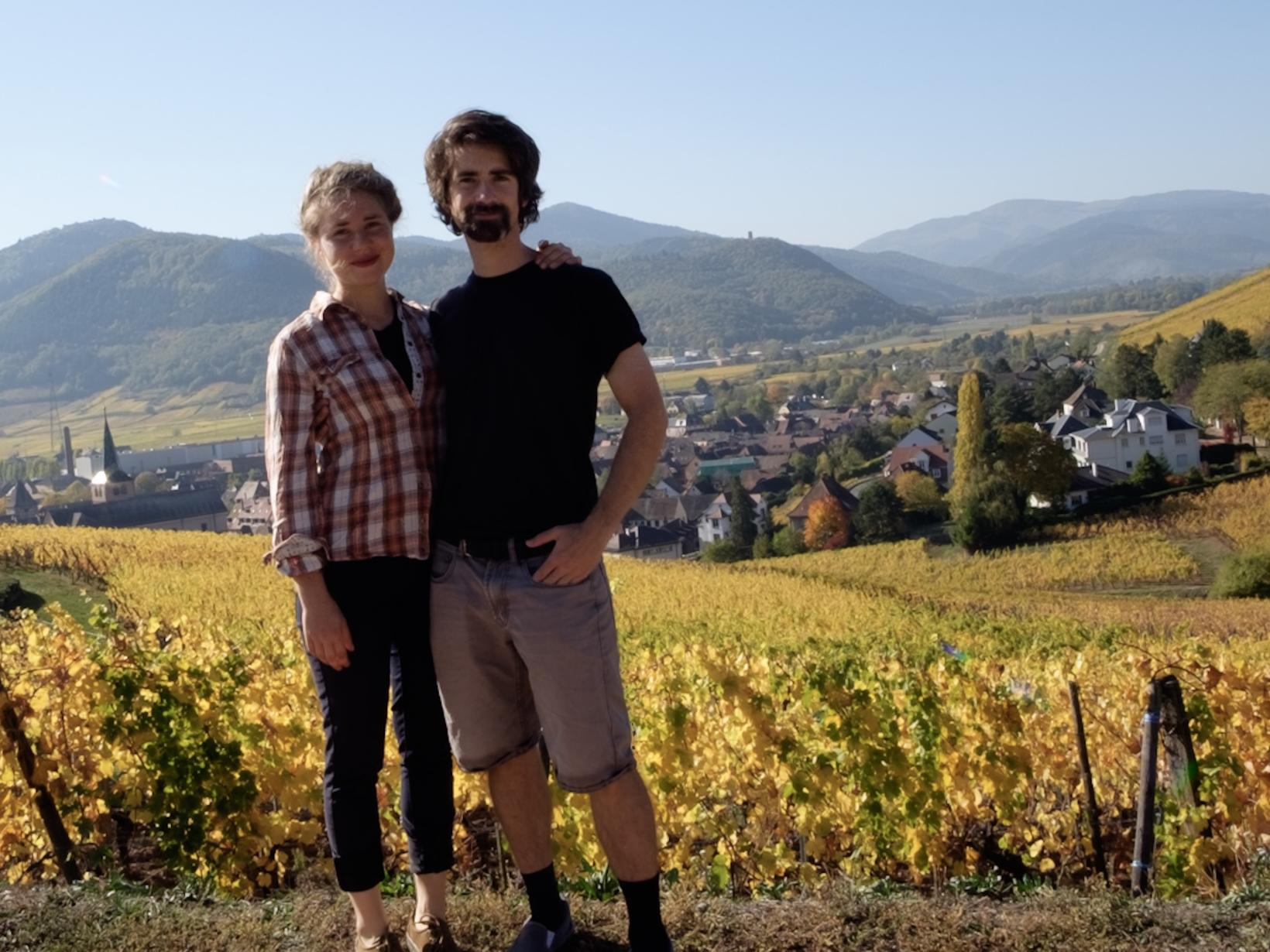 Leopold & Gabrielle from Colmar, France