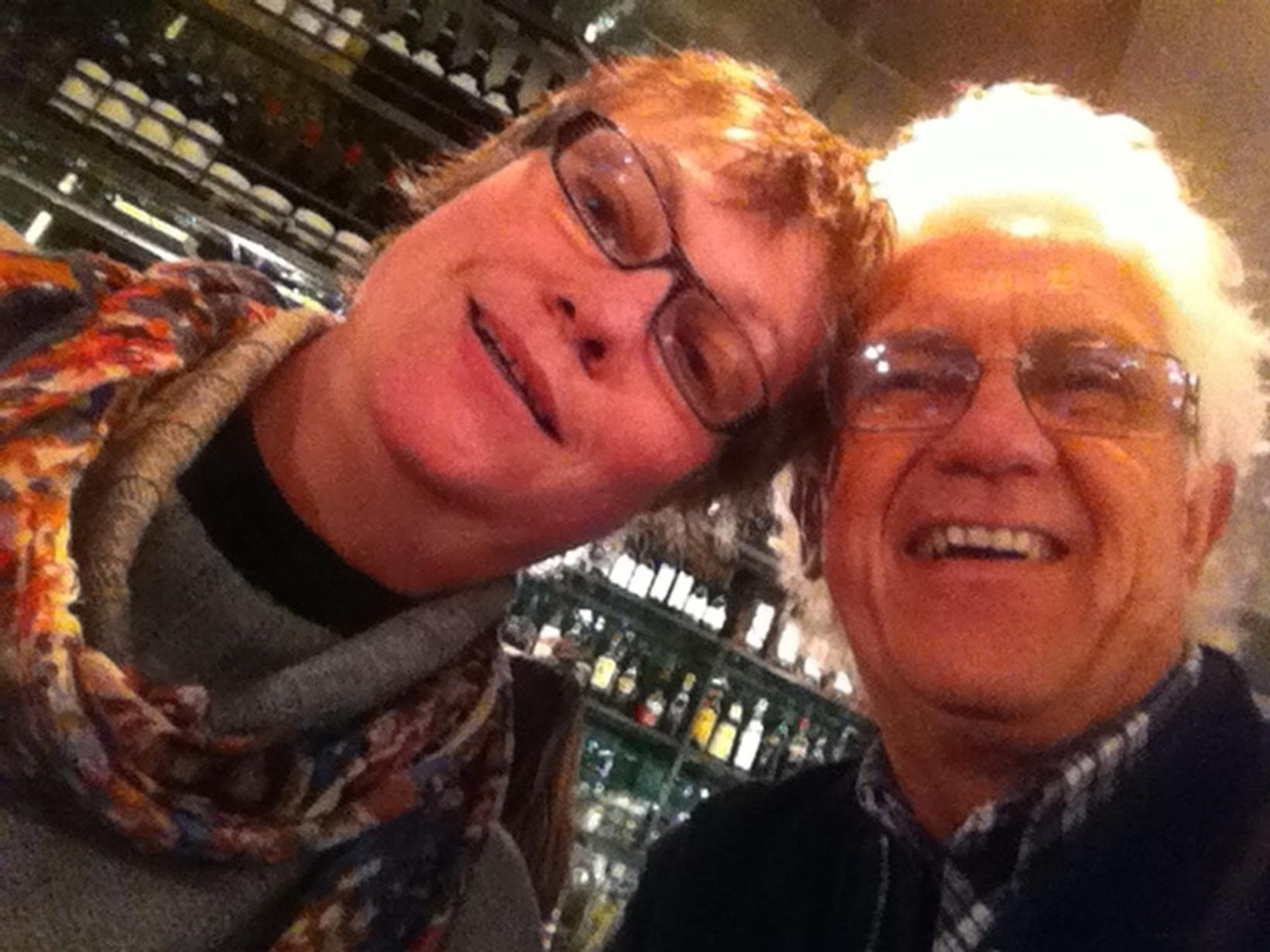 Sue  & Jack from Canberra, Australian Capital Territory, Australia
