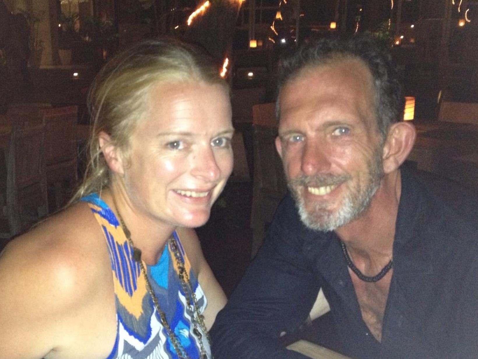 Melanie & Mark from Brisbane, Queensland, Australia