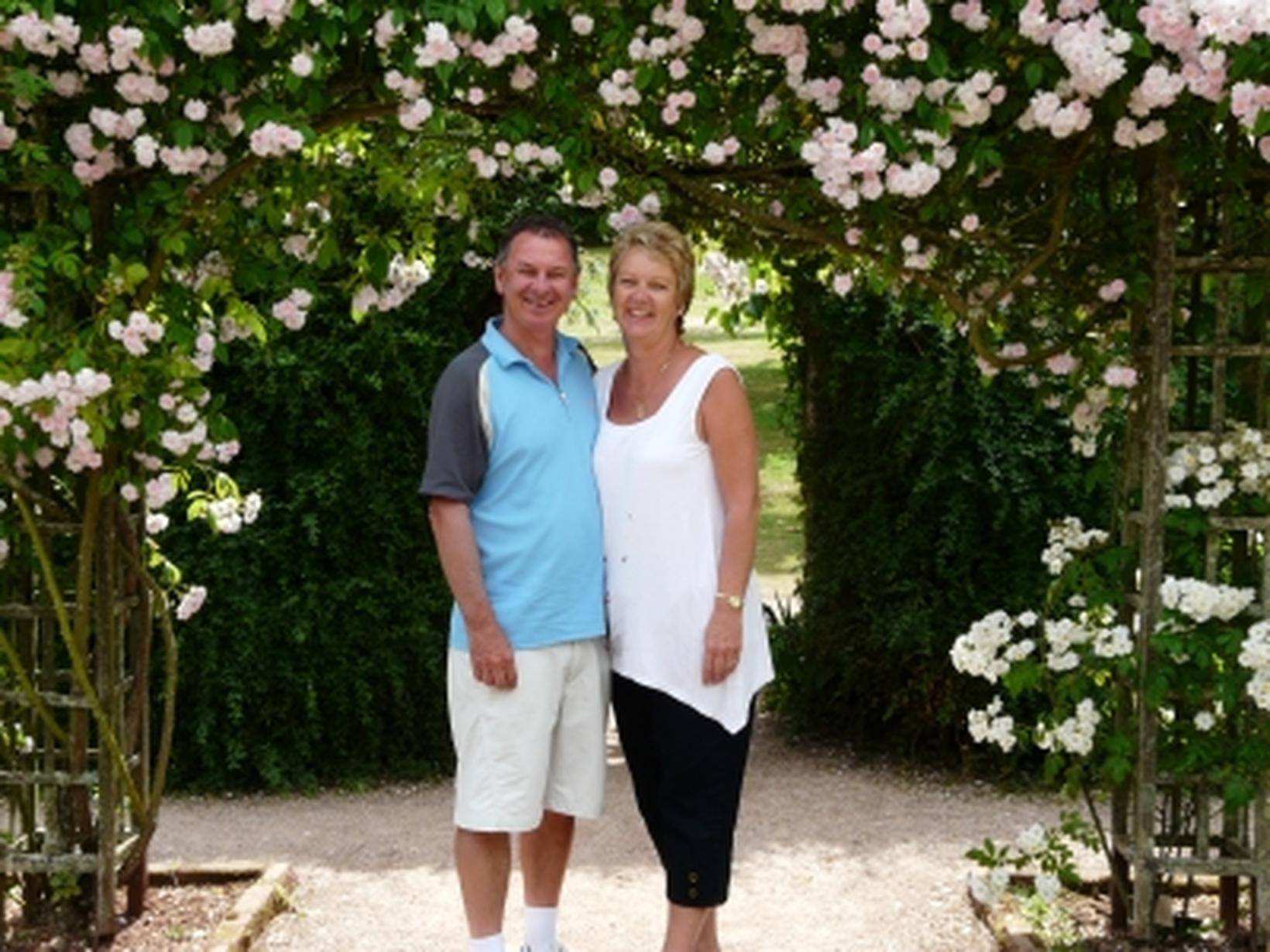 Glenn & Jacqueline from Phillip Island, Victoria, Australia