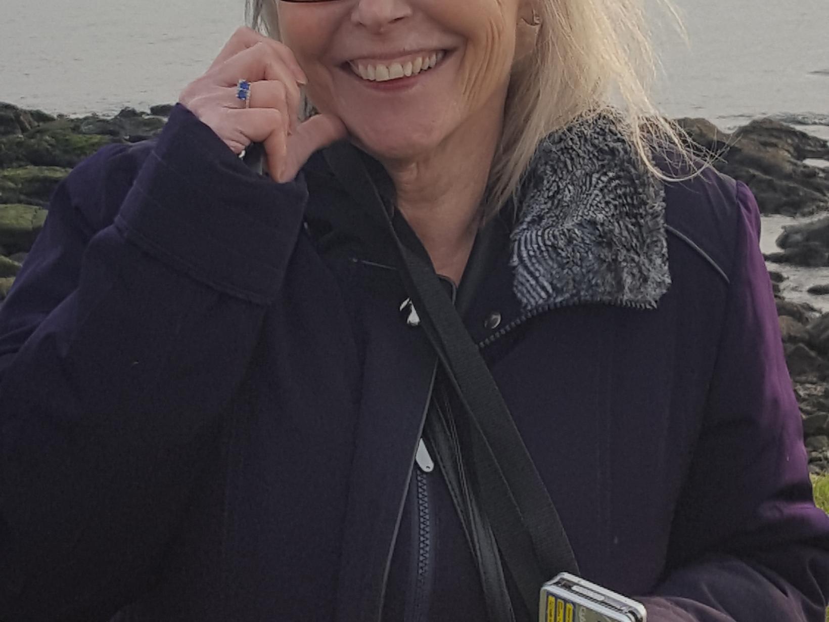 Angela from Edmonton, Alberta, Canada