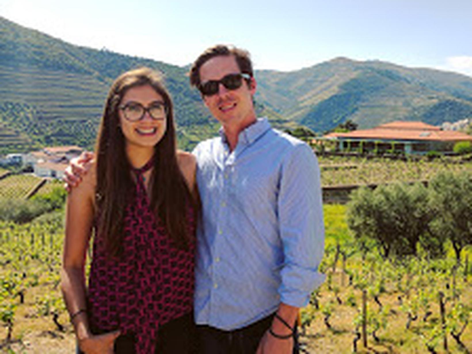 Alondra & John from Magdeburg, Germany