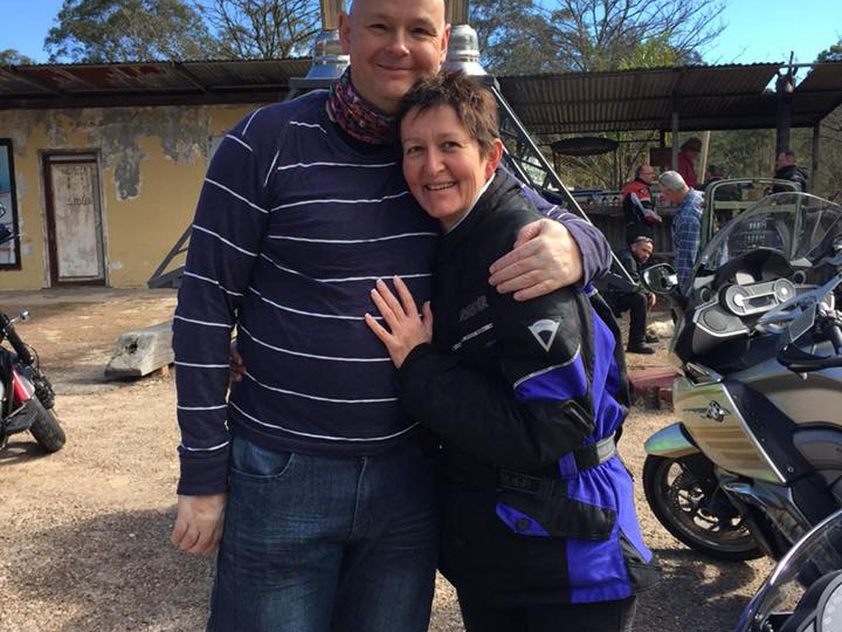 Maryna & Paul from Sydney, New South Wales, Australia