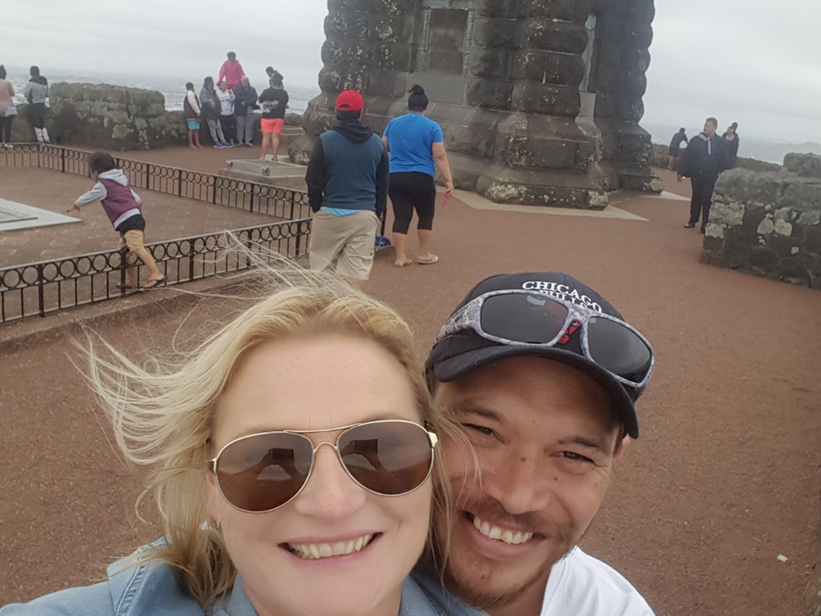 Kelsie & Aaron from Perth, Western Australia, Australia