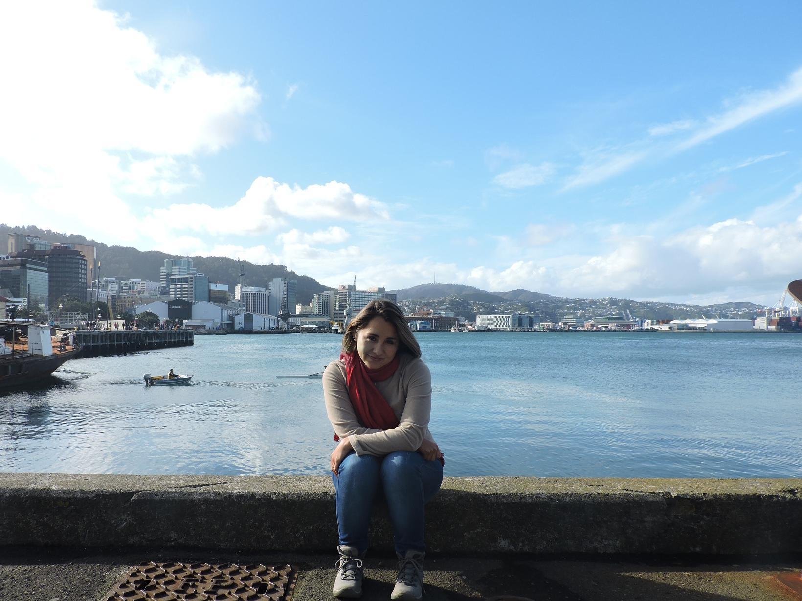 Juliana andrea from Rangiora, New Zealand