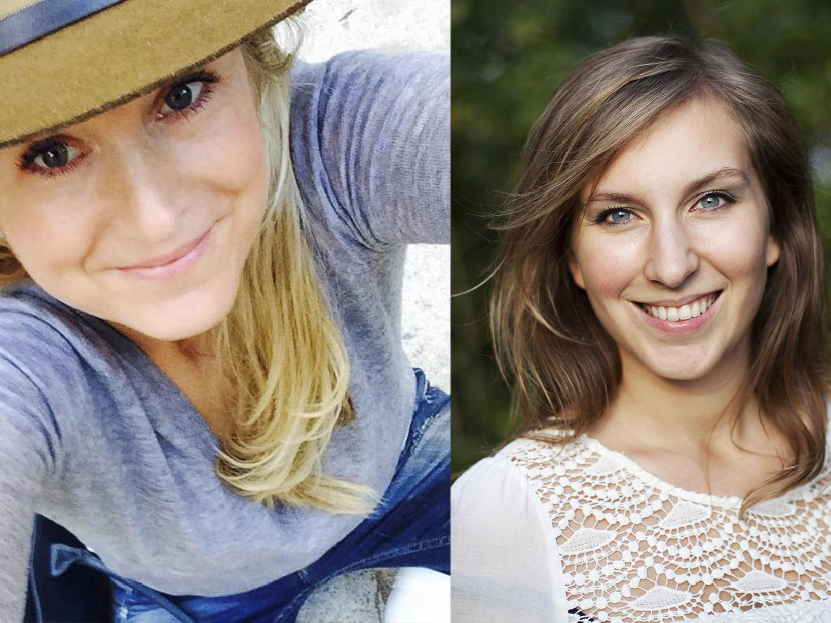 Alice & Kerrie from Atenas, Costa Rica