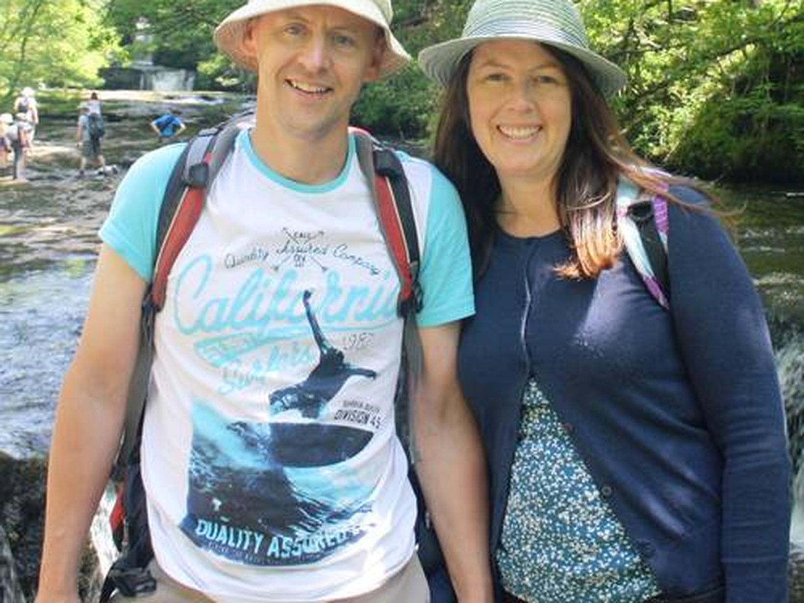 Geoff & Mary from Bristol, United Kingdom