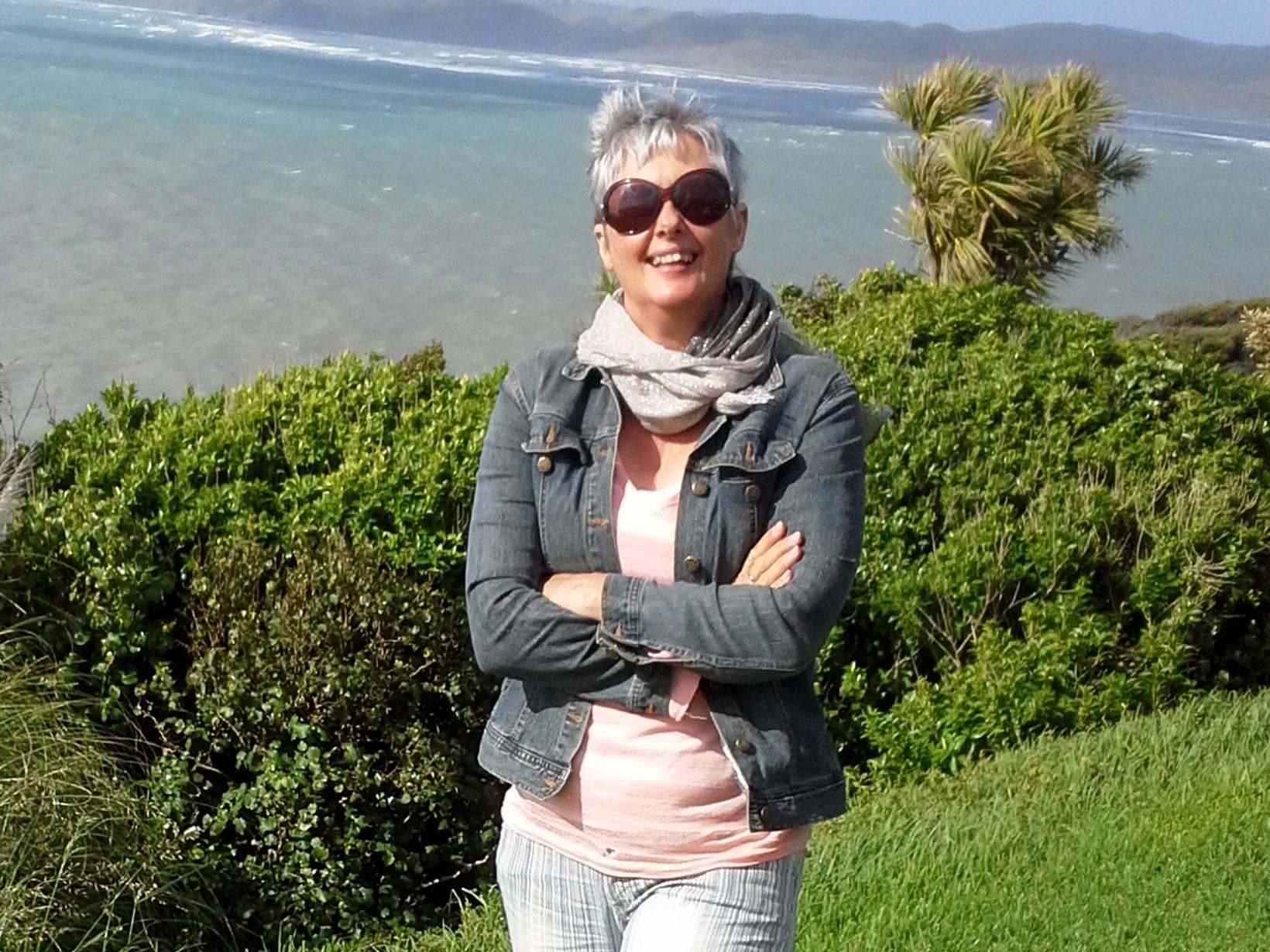 Sue from Brisbane, Queensland, Australia