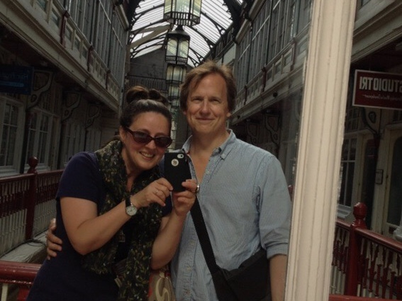 Evy & robert & Robert from Edinburgh, United Kingdom