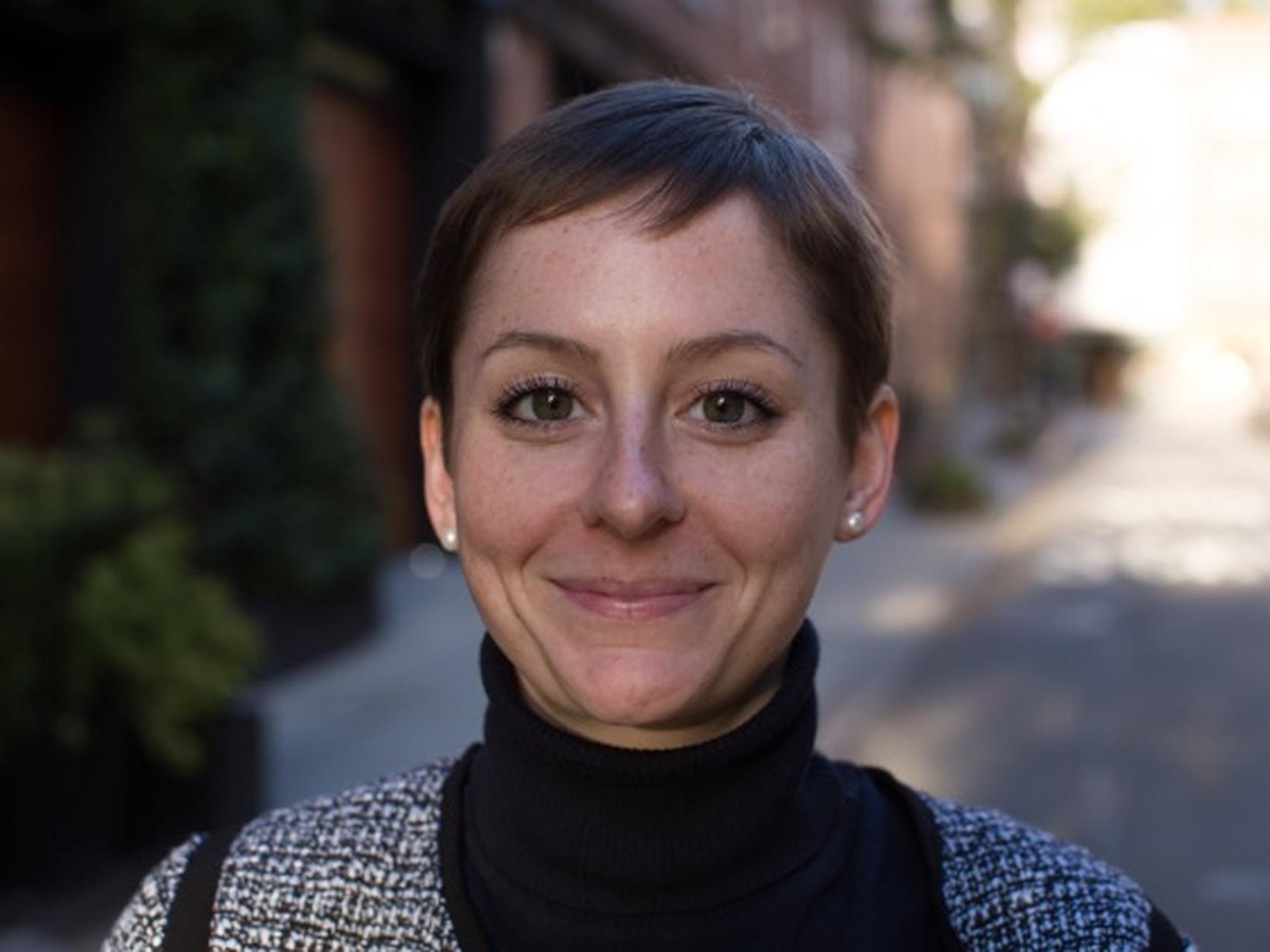 Naomi from Zürich, Switzerland