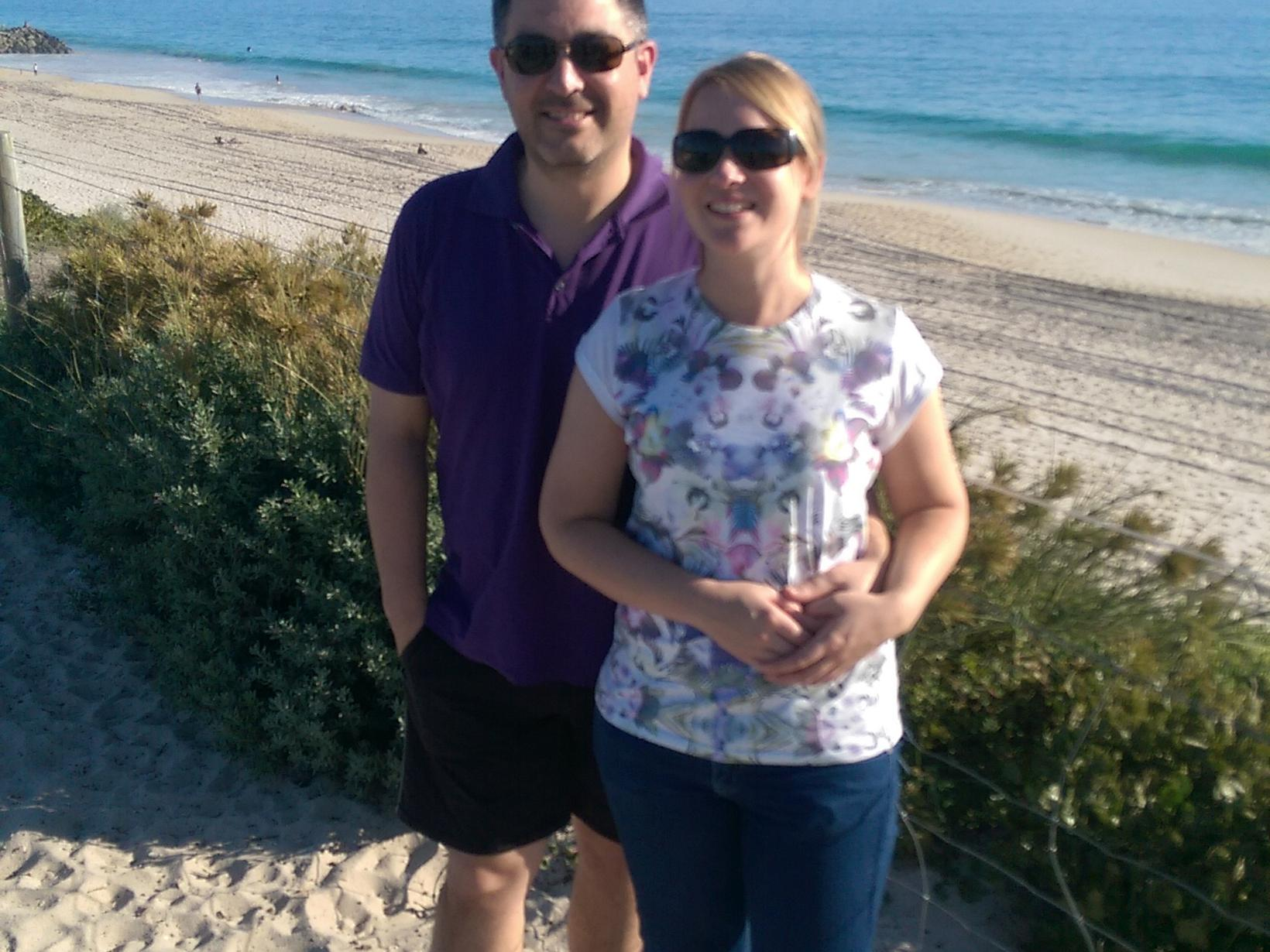 Stuart & Dianne from Hove, United Kingdom
