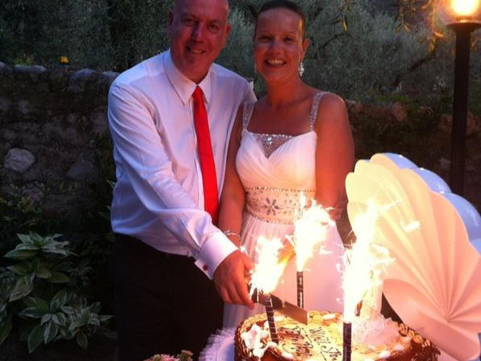 Rena & Paul from Clacton-on-Sea, United Kingdom