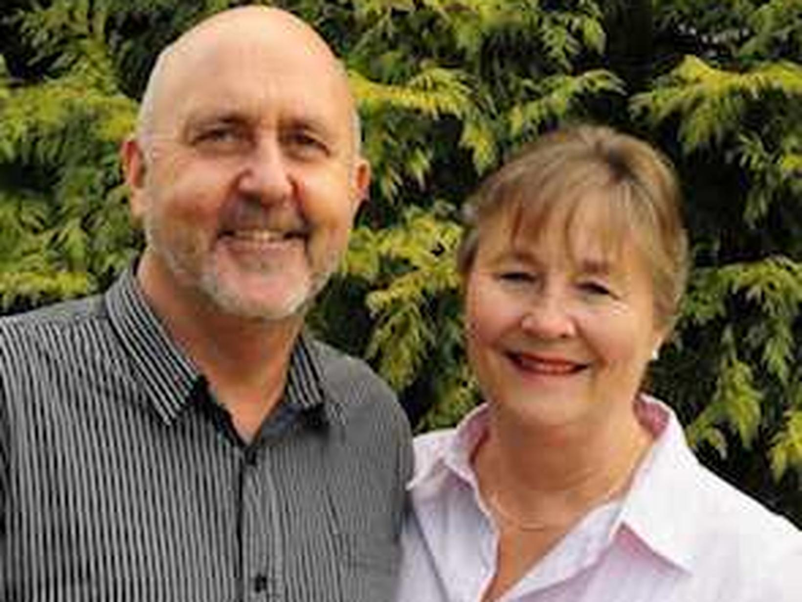 Phillip & Ingrid from Brisbane, Queensland, Australia