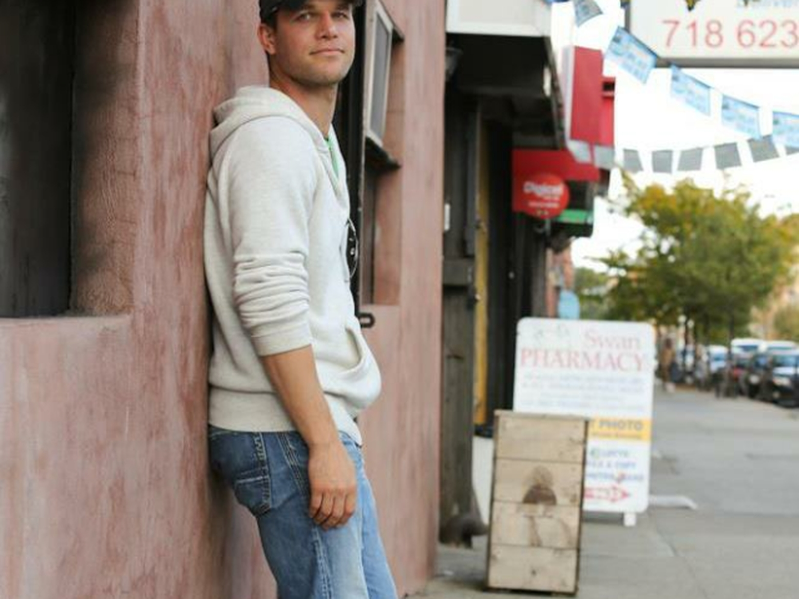 Zachary from New York City, New York, United States