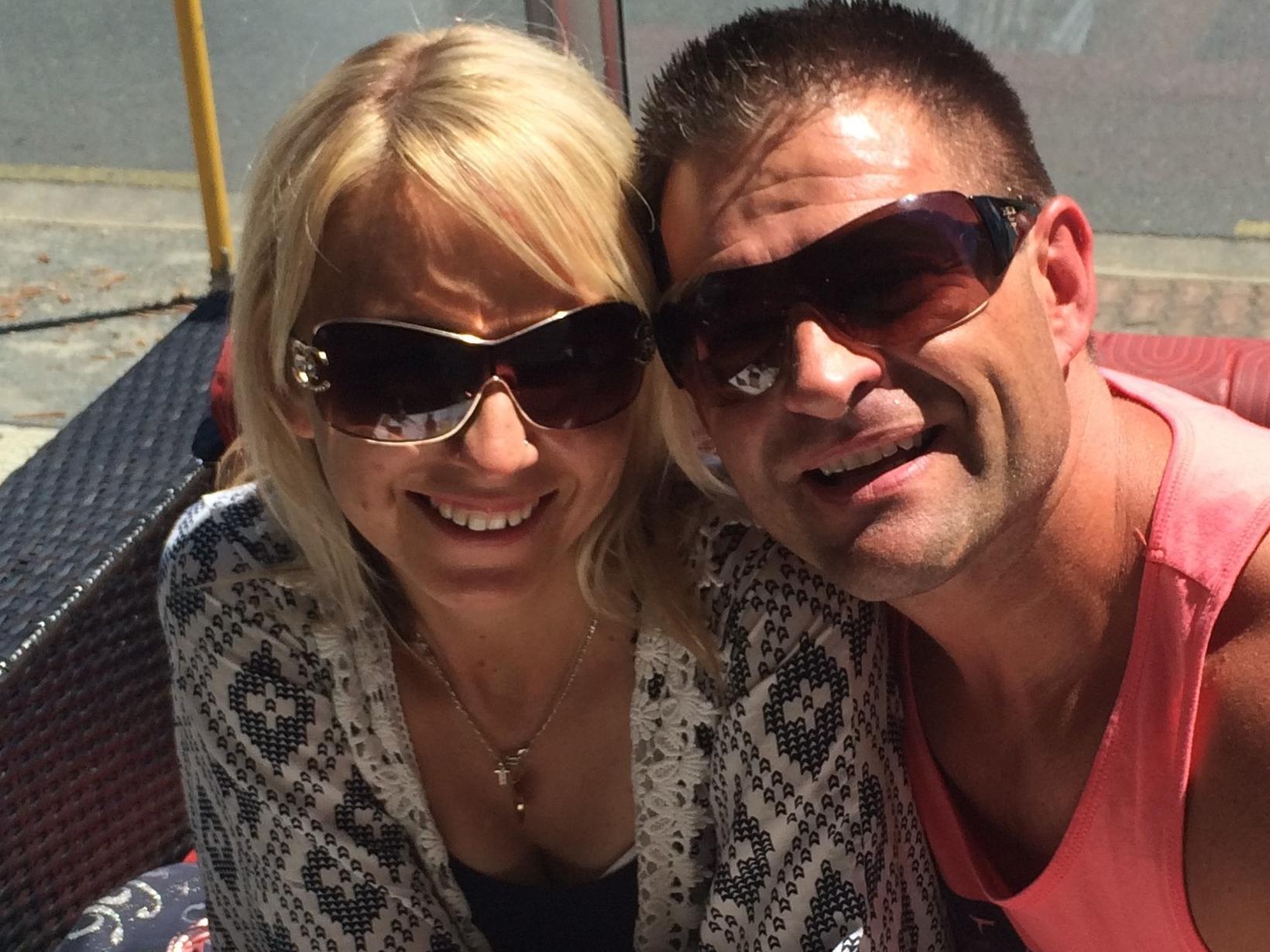 Rene  & Tammii  from Hallett Cove, South Australia, Australia