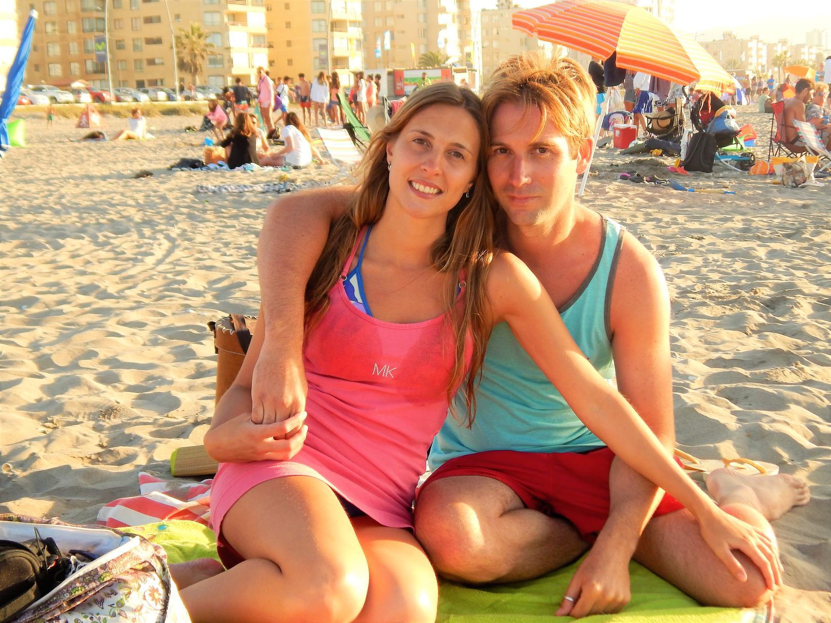 Carina & Juan from Almafuerte, Argentina