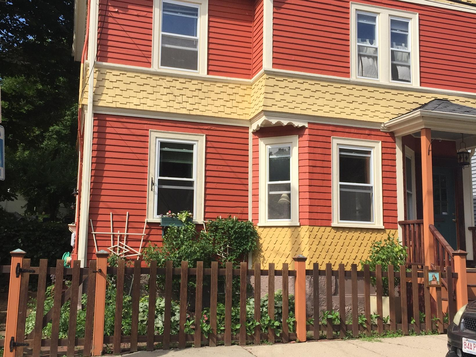 Housesitting assignment in Jamaica Plain, Massachusetts, United States