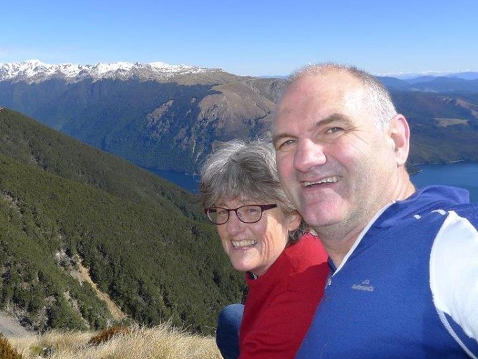 Joy & Wayne from Blenheim, New Zealand