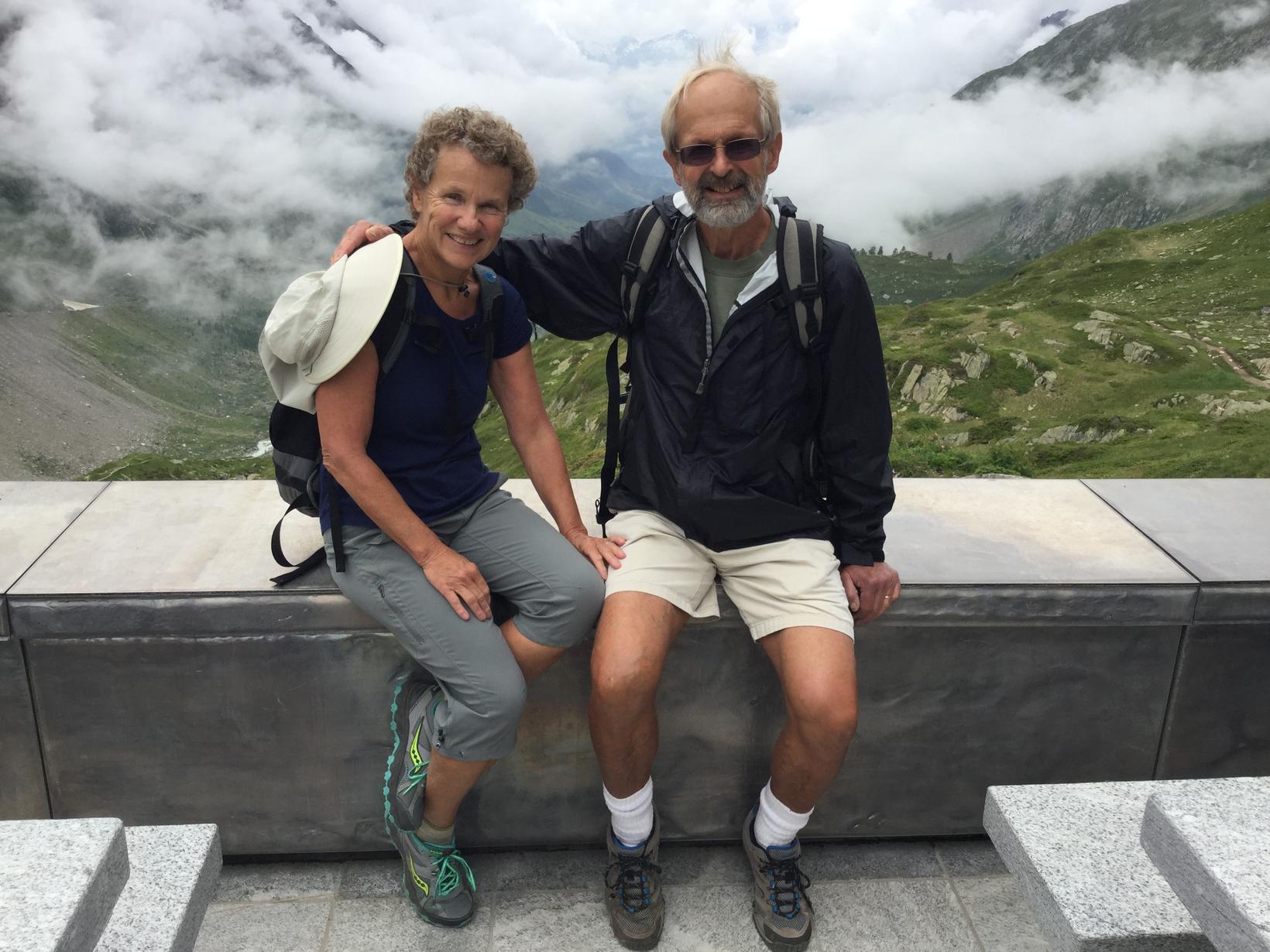 Karen & David from Richland, Washington, United States