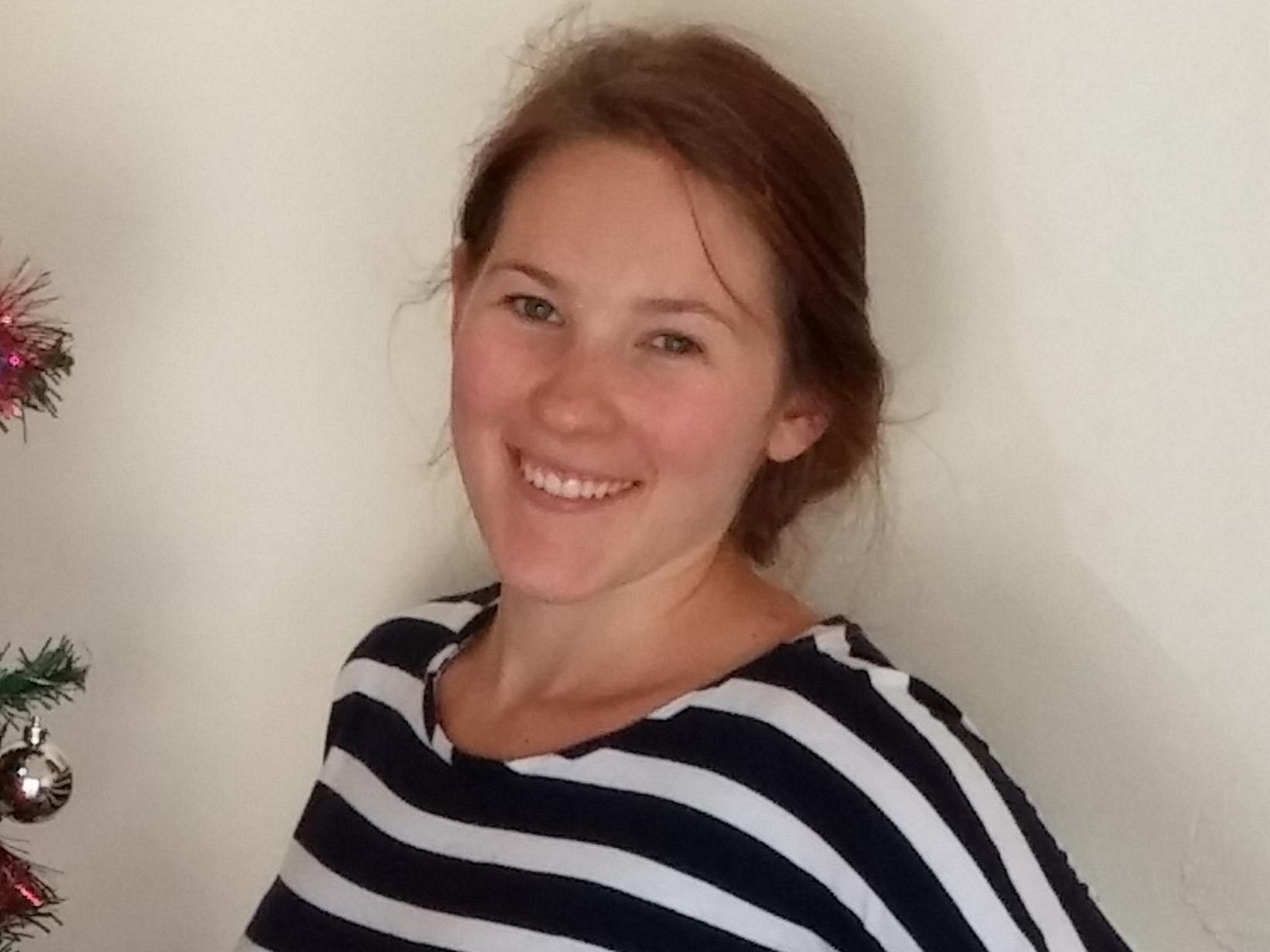 Hannah from Dunedin, New Zealand