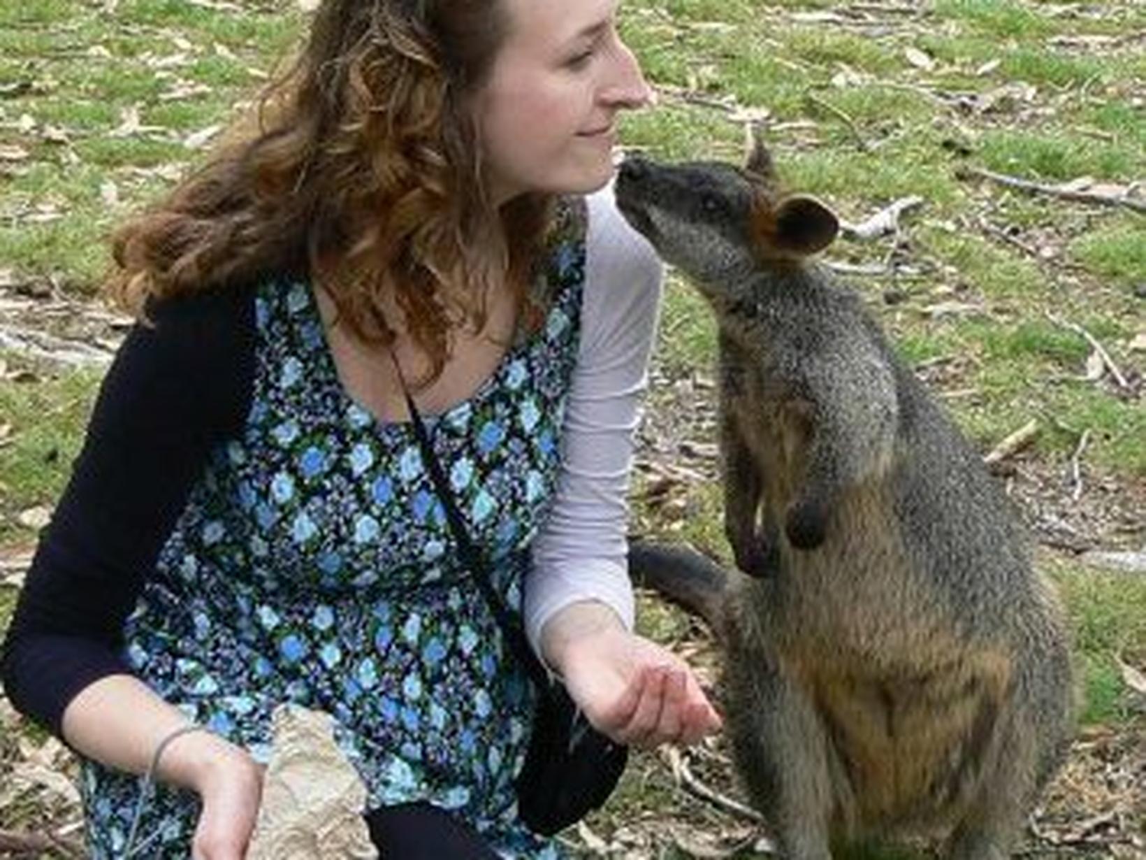 Agata from Sydney, New South Wales, Australia
