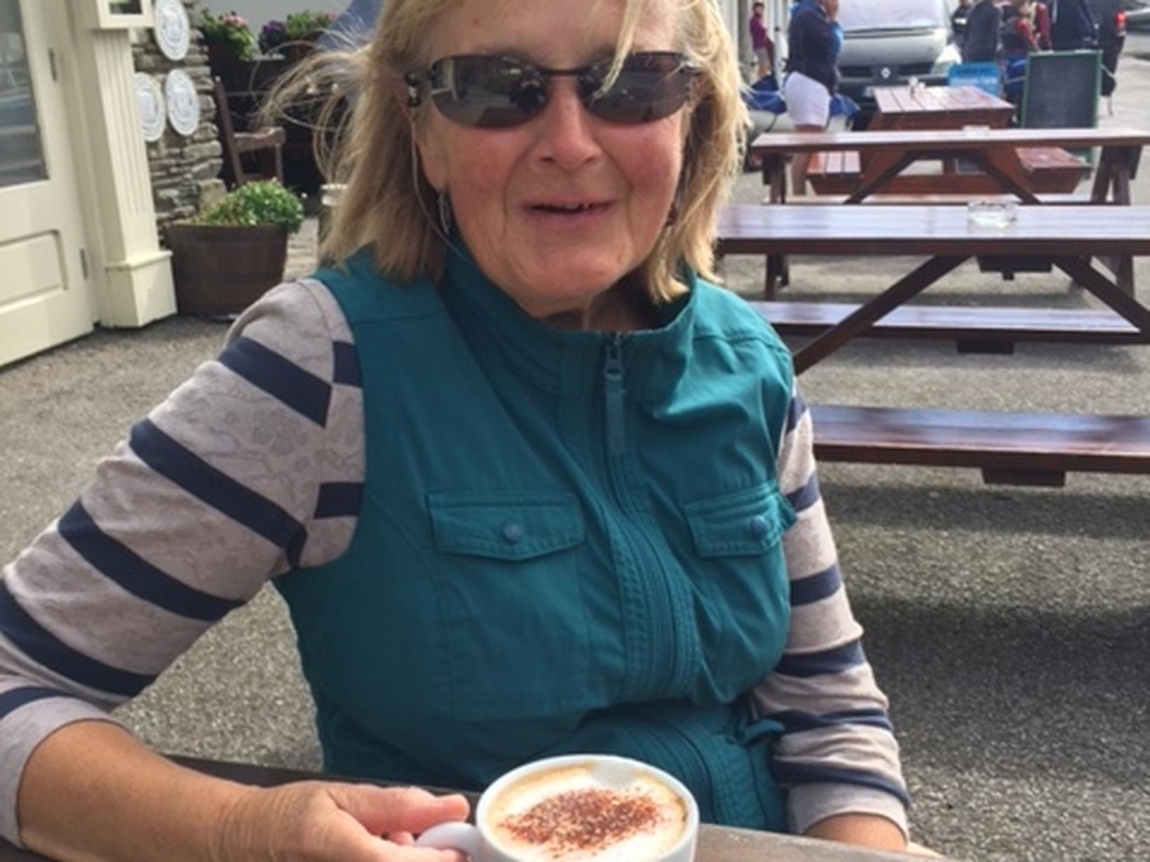 Ann from Clonakilty, Ireland