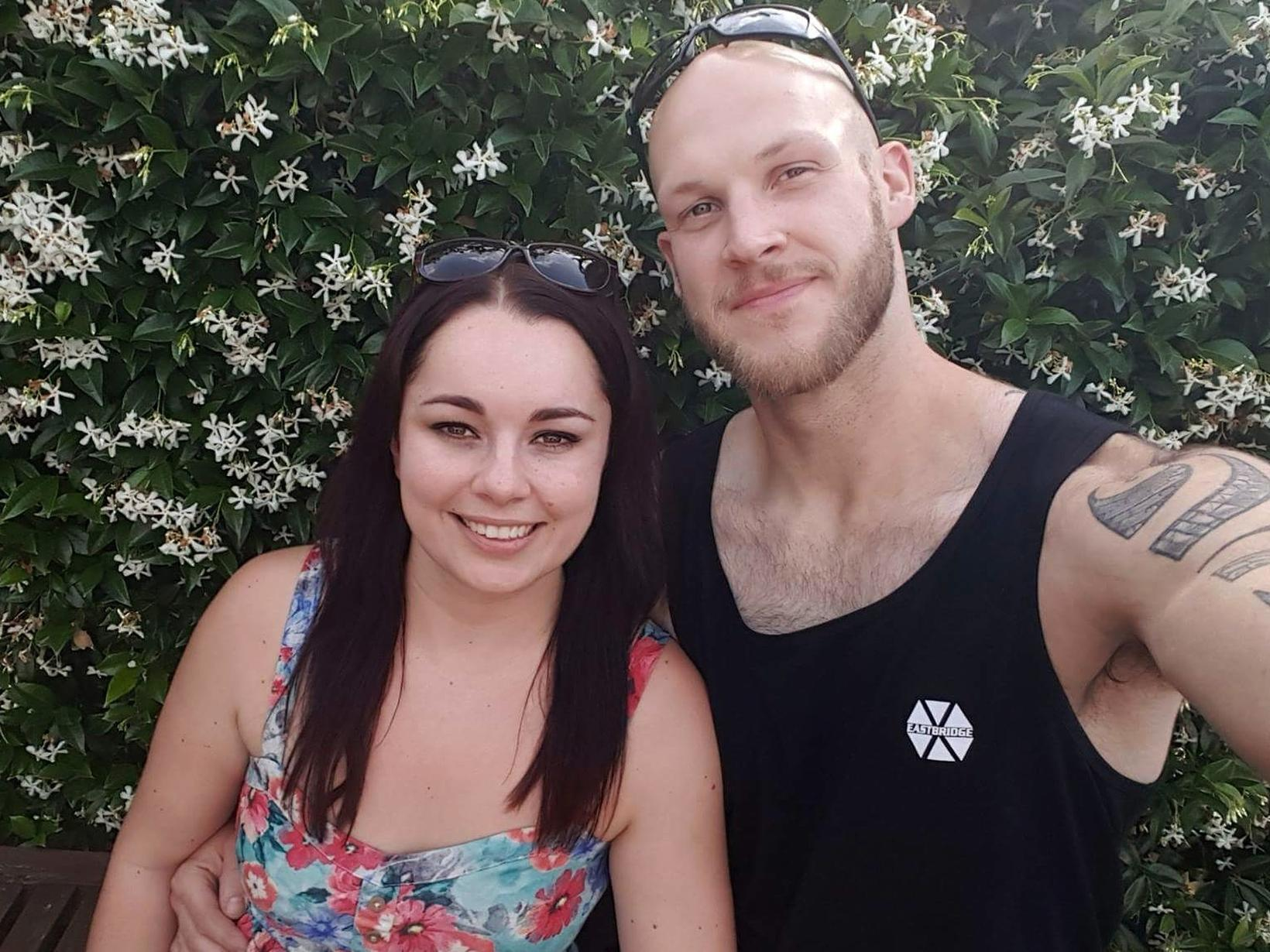 Jenny & Randall from Calgary, Alberta, Canada