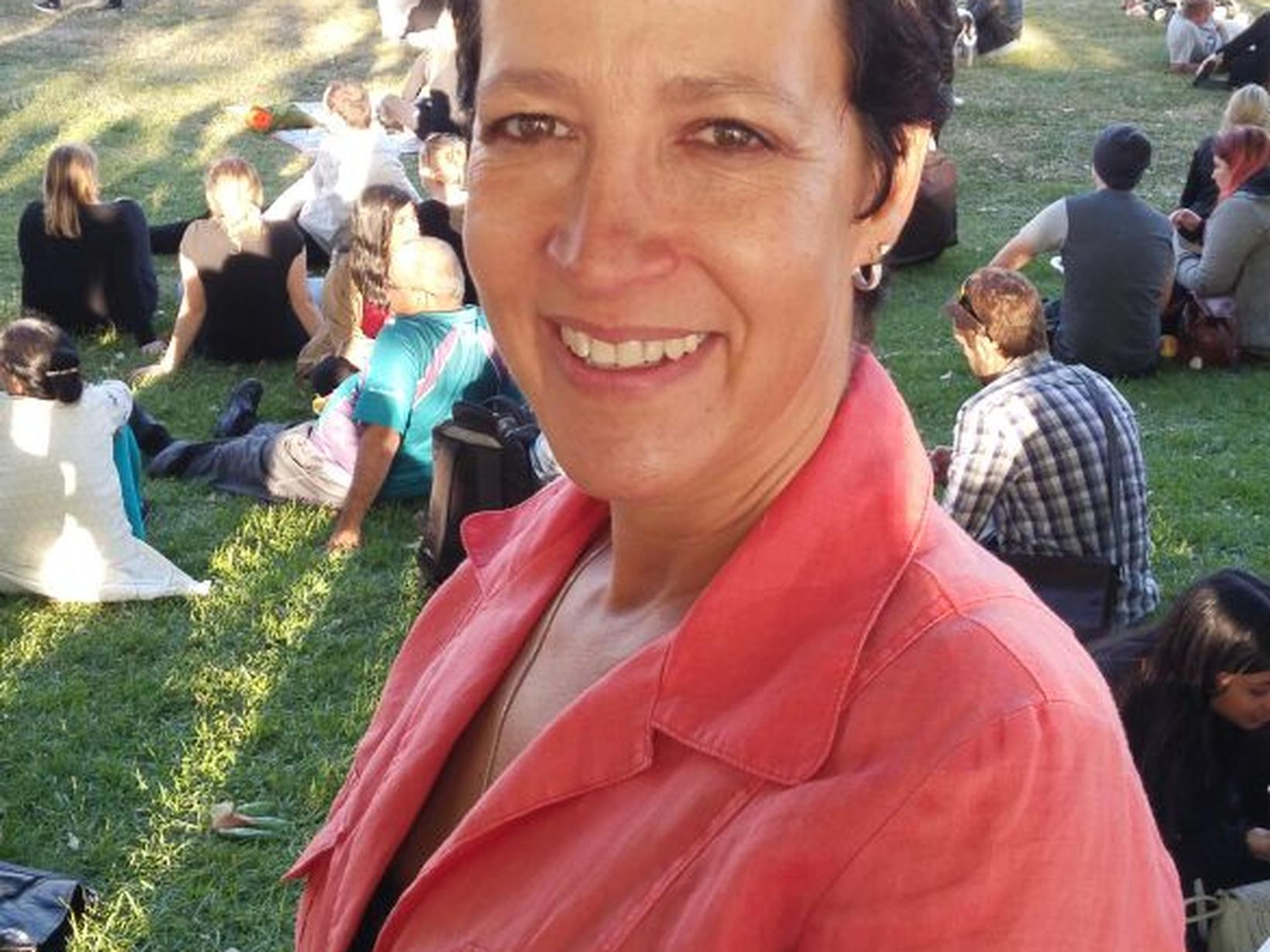 Helene from Auckland, New Zealand