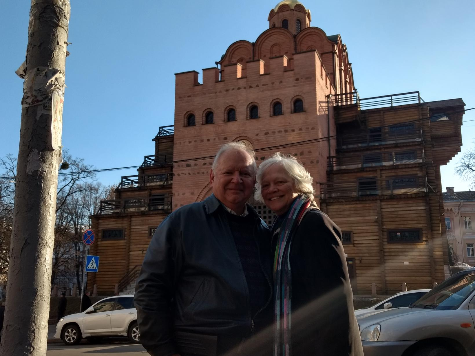 Nancy & Aj from Hudson, Ohio, United States