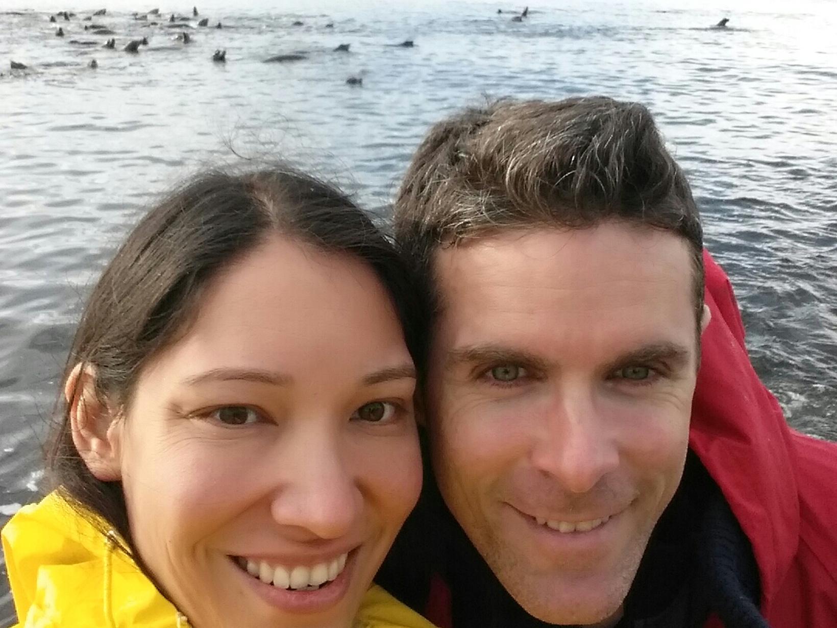Keetah & Michael from Nanoose Bay, British Columbia, Canada