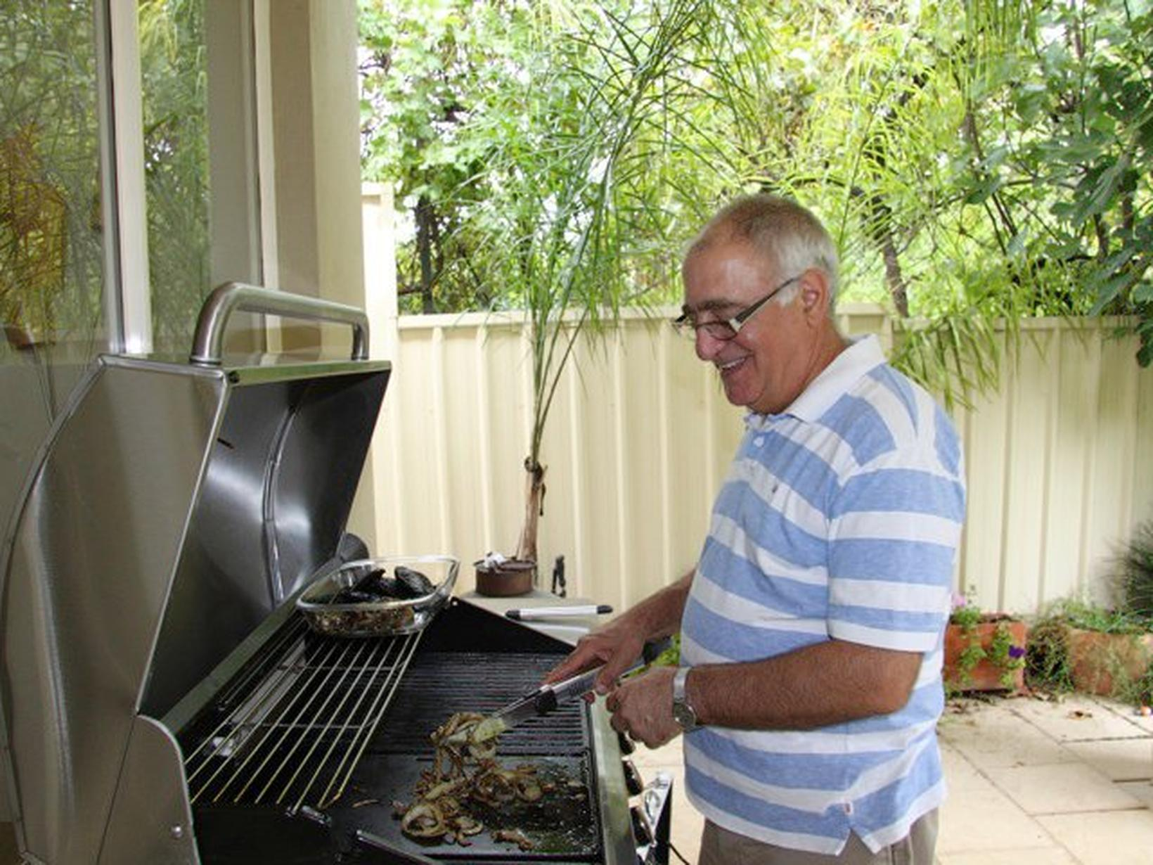 Ken from Adelaide, South Australia, Australia