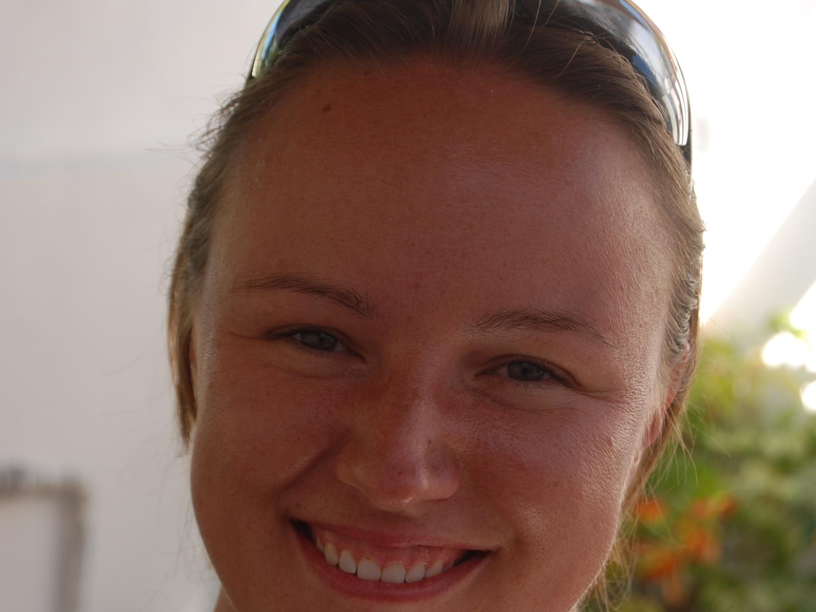 Anna from Jaca, Spain