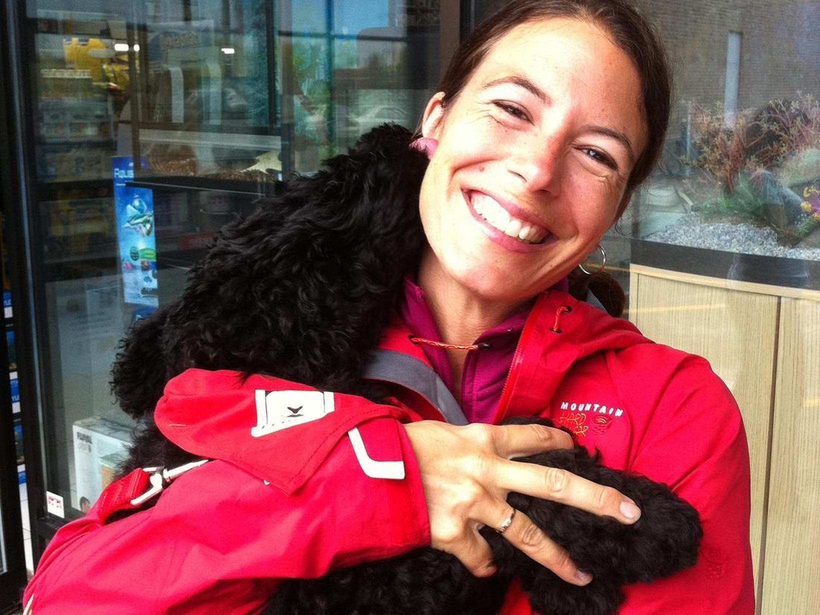 Caroline from Montréal, Quebec, Canada