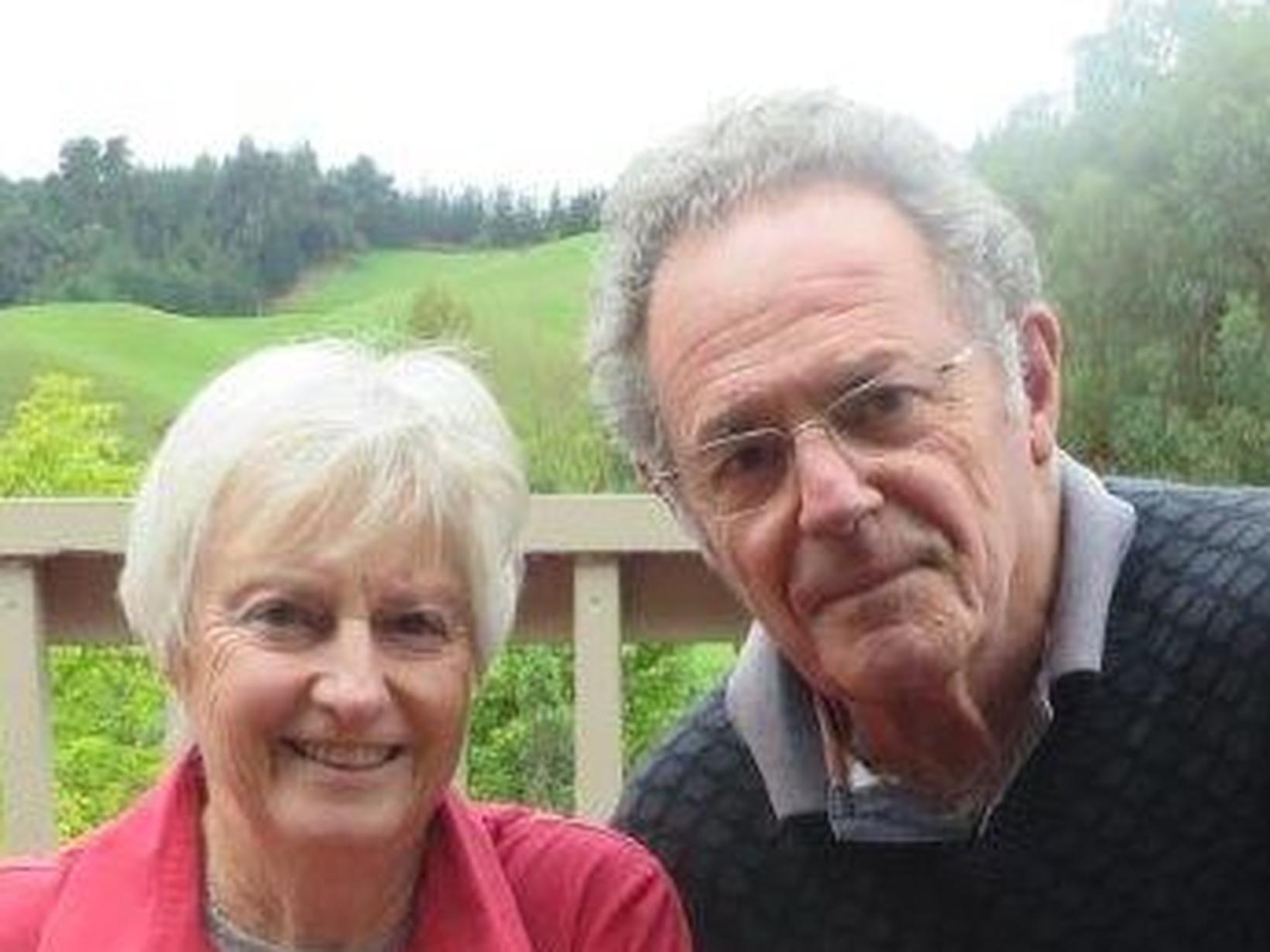 Fran & Dave from Nelson, New Zealand