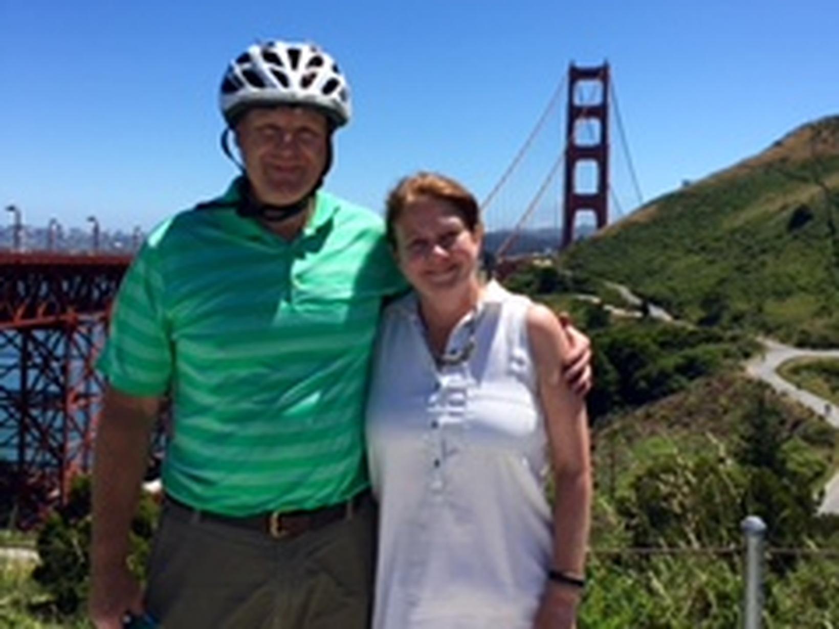 Jane & Greg from Sherborn, Massachusetts, United States