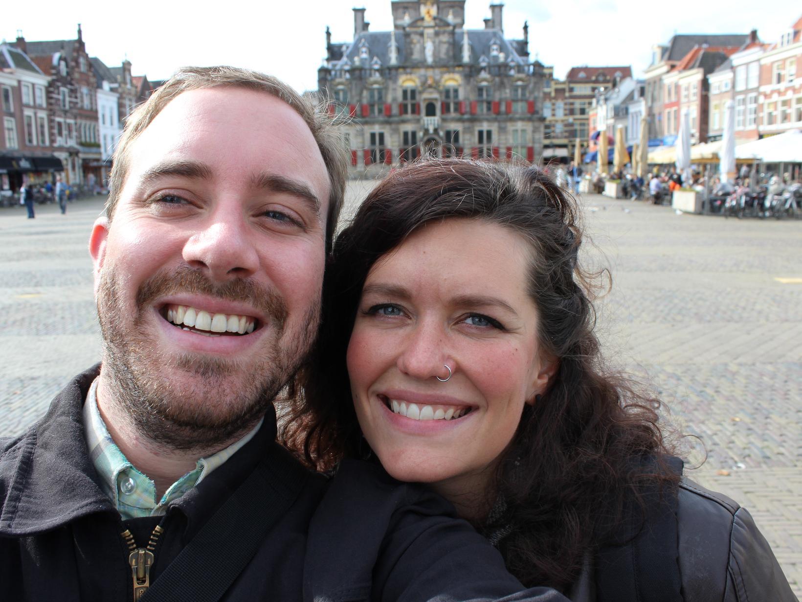 Elsa & James from Amsterdam, Netherlands