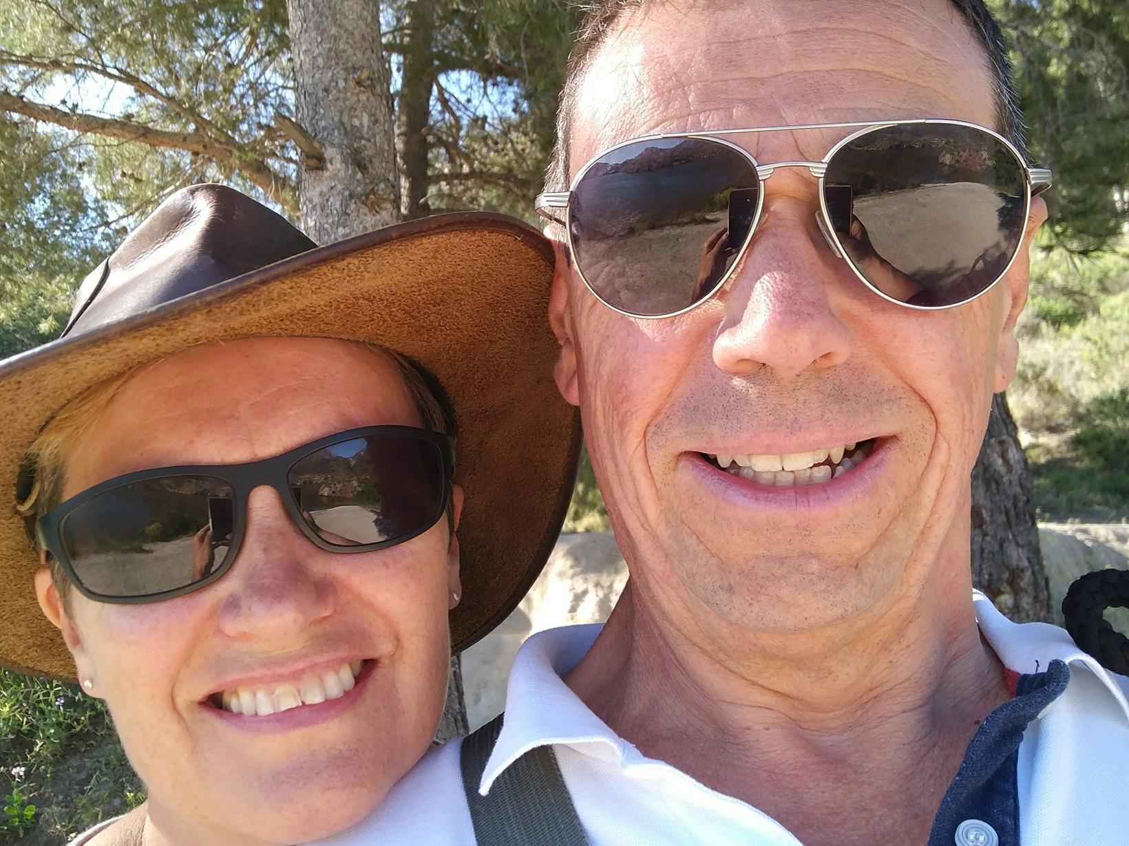 Roy & Karen from Alicante, Spain