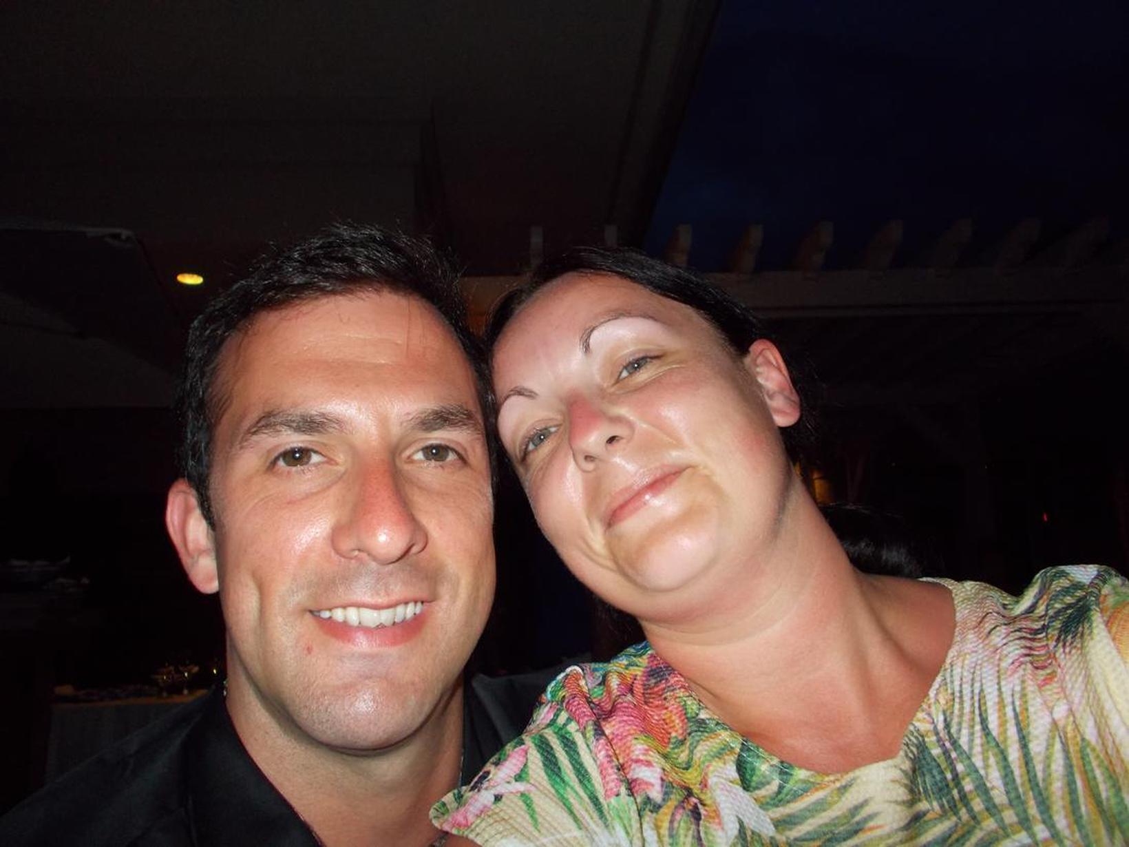 Tracy & Gareth from Leyland, United Kingdom