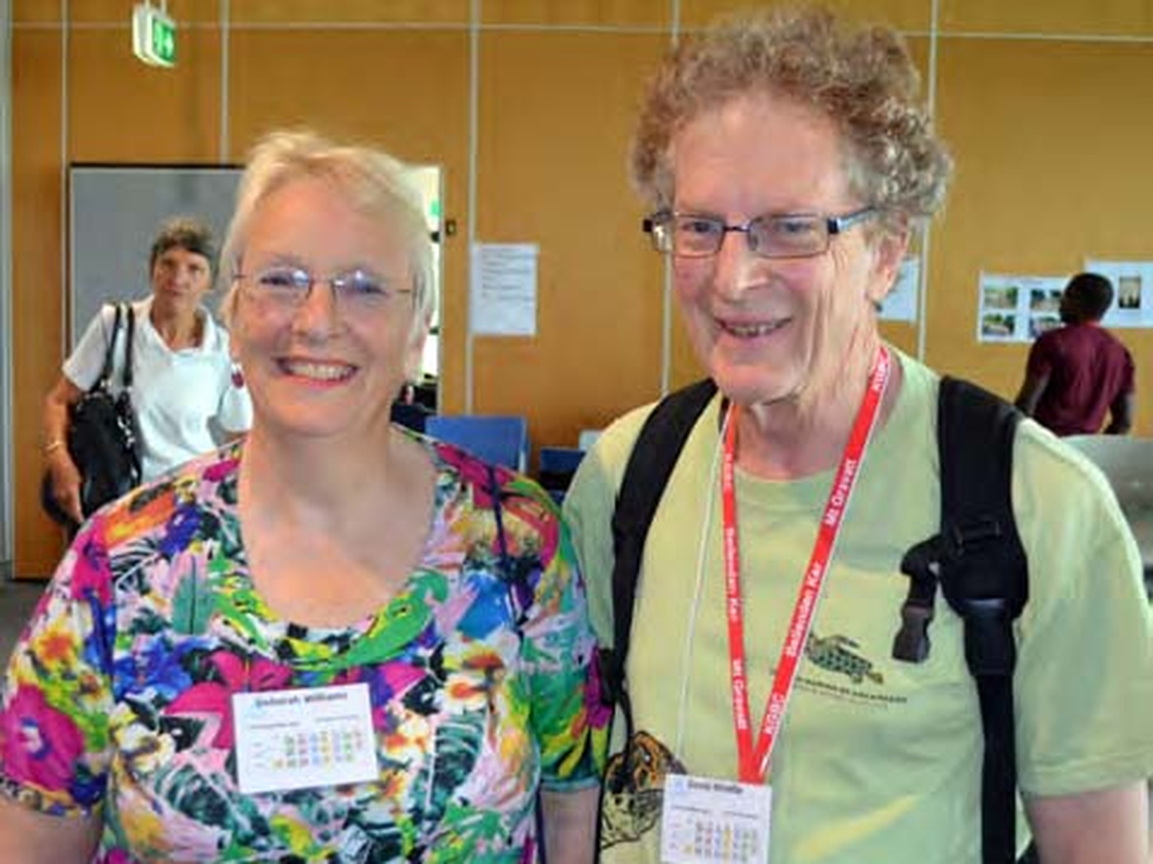 Deborah & David from Christchurch, New Zealand