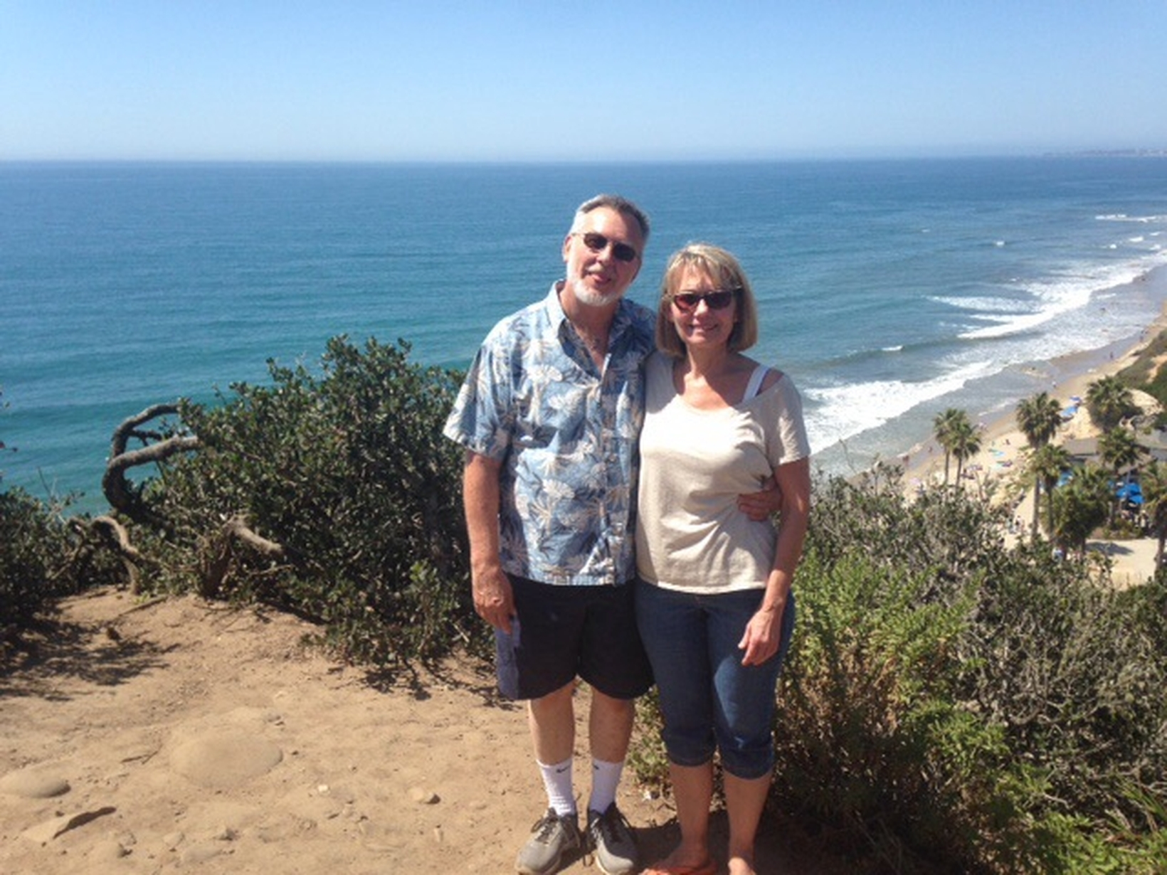 Cathy & Jerry from Auburn, California, United States