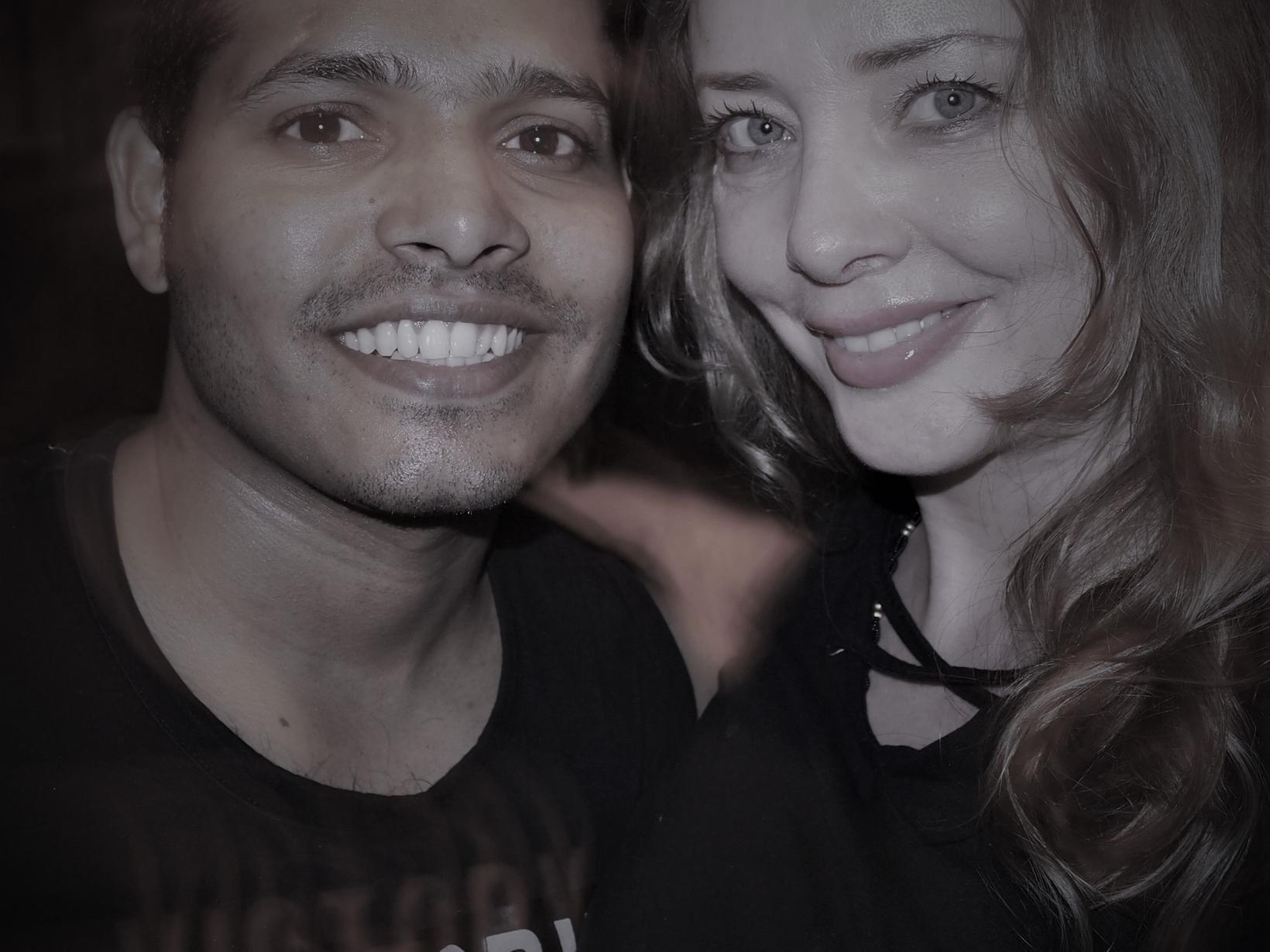 Kea & Prasad from London, United Kingdom