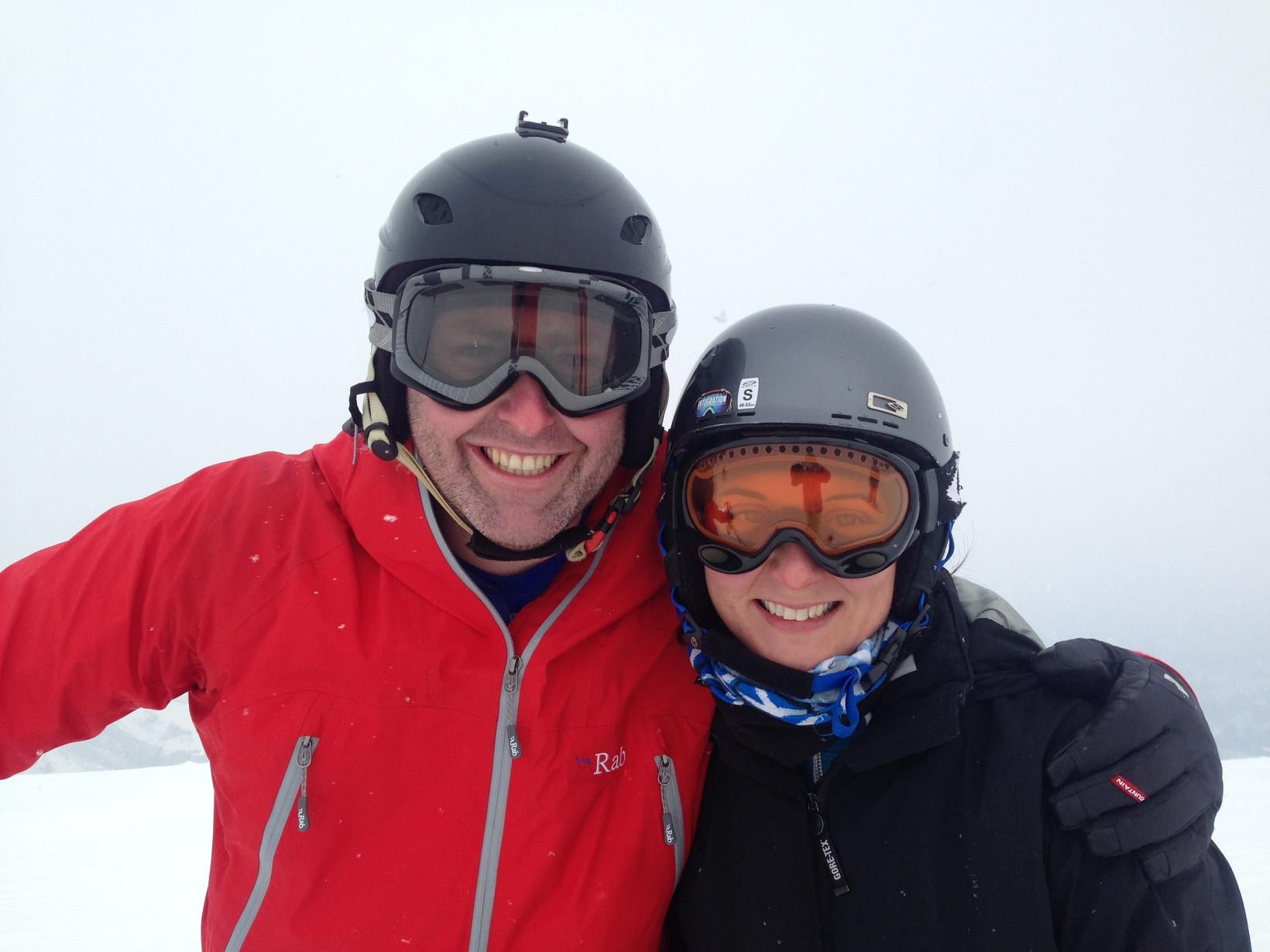 Greg & Ellen from Breckenridge, Colorado, United States