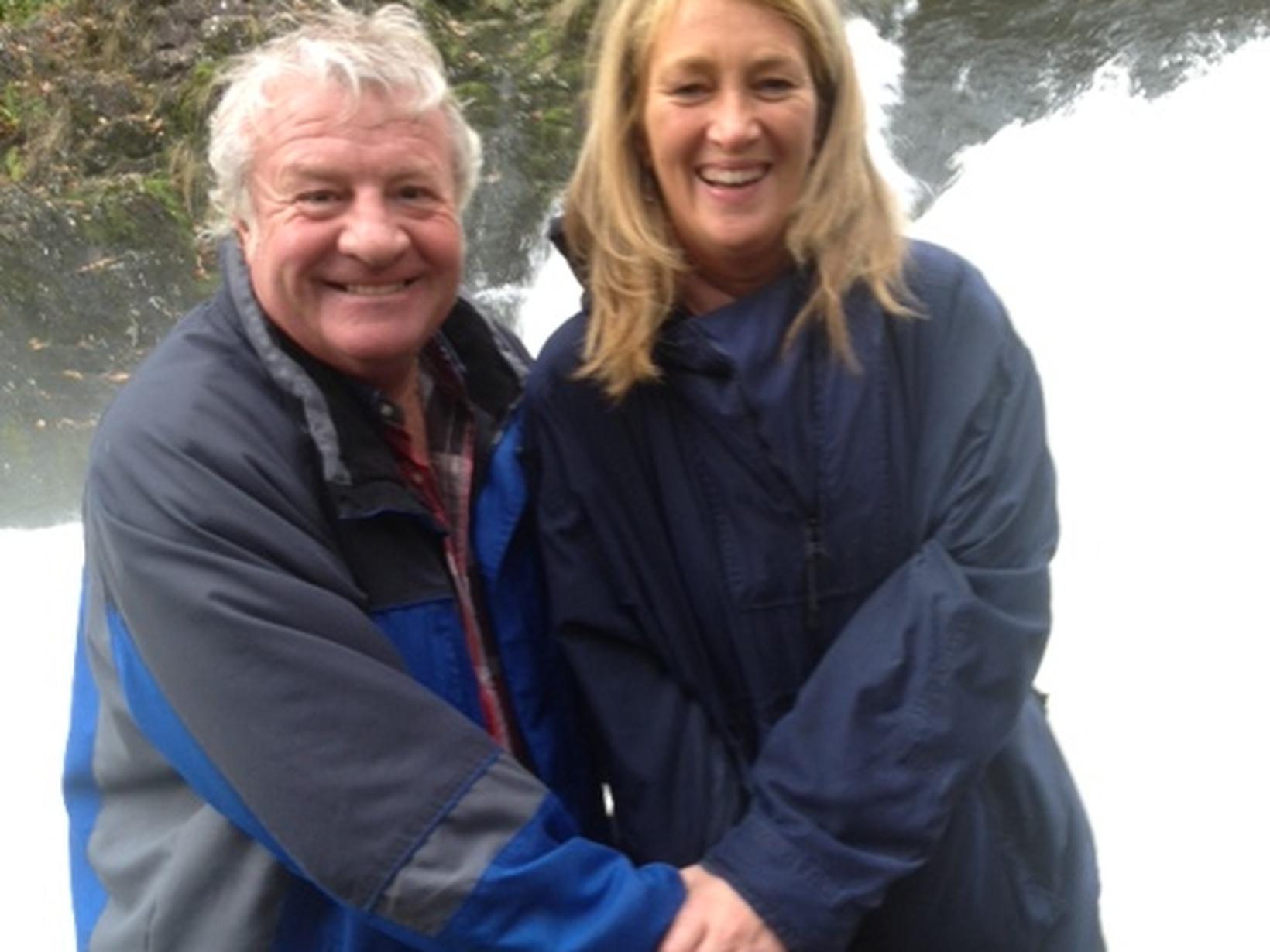 Jules & Brian from Tunstall, United Kingdom