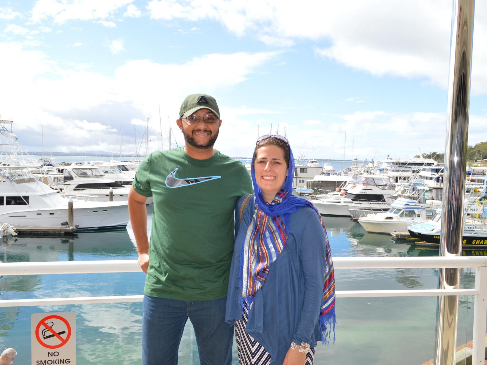 Aishah & Tabish from Templestowe, Victoria, Australia