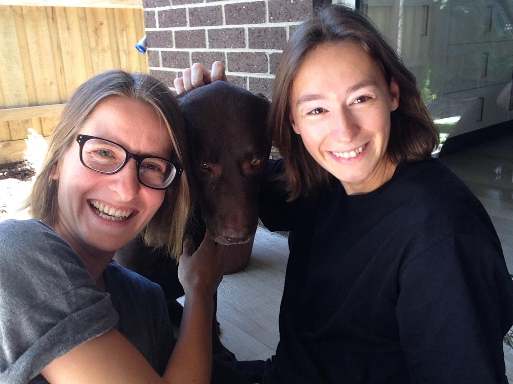 Clarissa & Alina from Toronto, Ontario, Canada