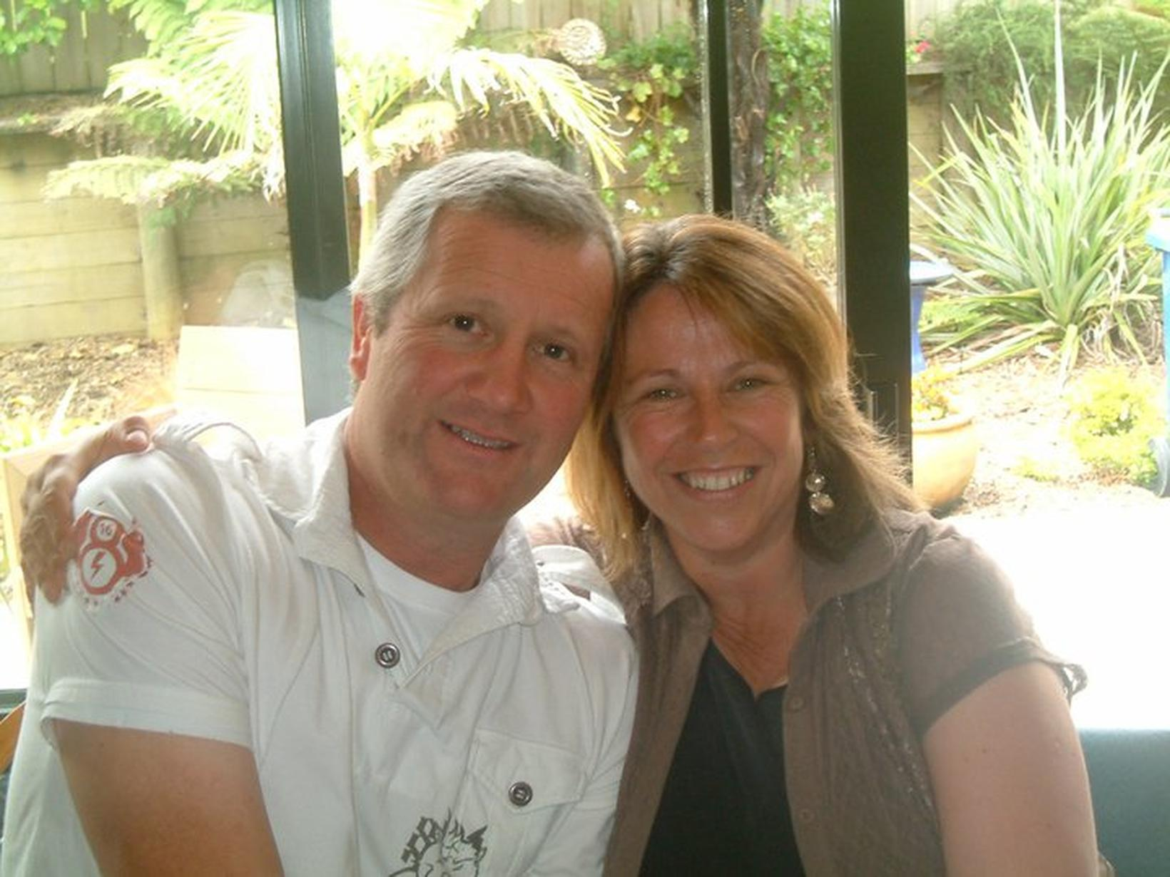 Yvonna & Paul from Cambridge, New Zealand