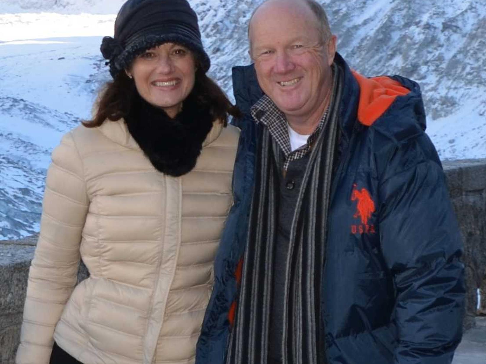 Judy & David from Christchurch, New Zealand