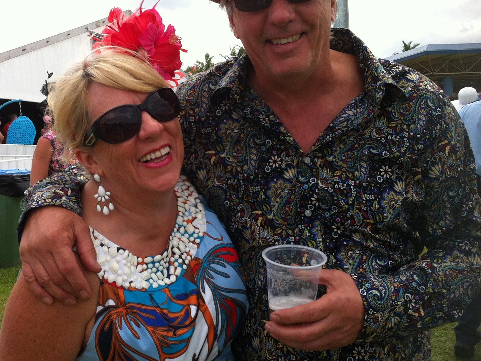 Kathy & Ben from Sunshine Coast, Queensland, Australia