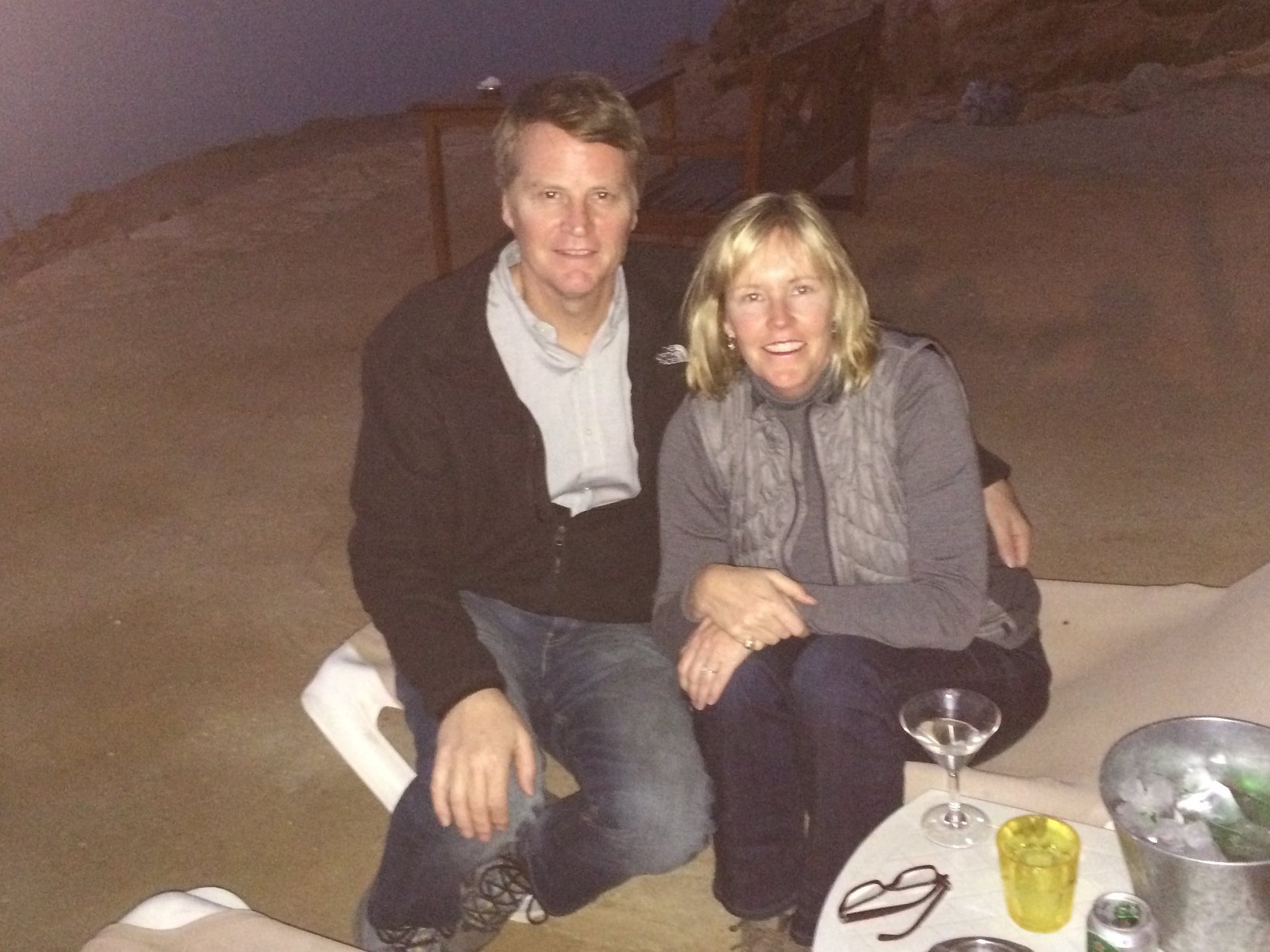 Cathy & Marc from Dallas, Texas, United States